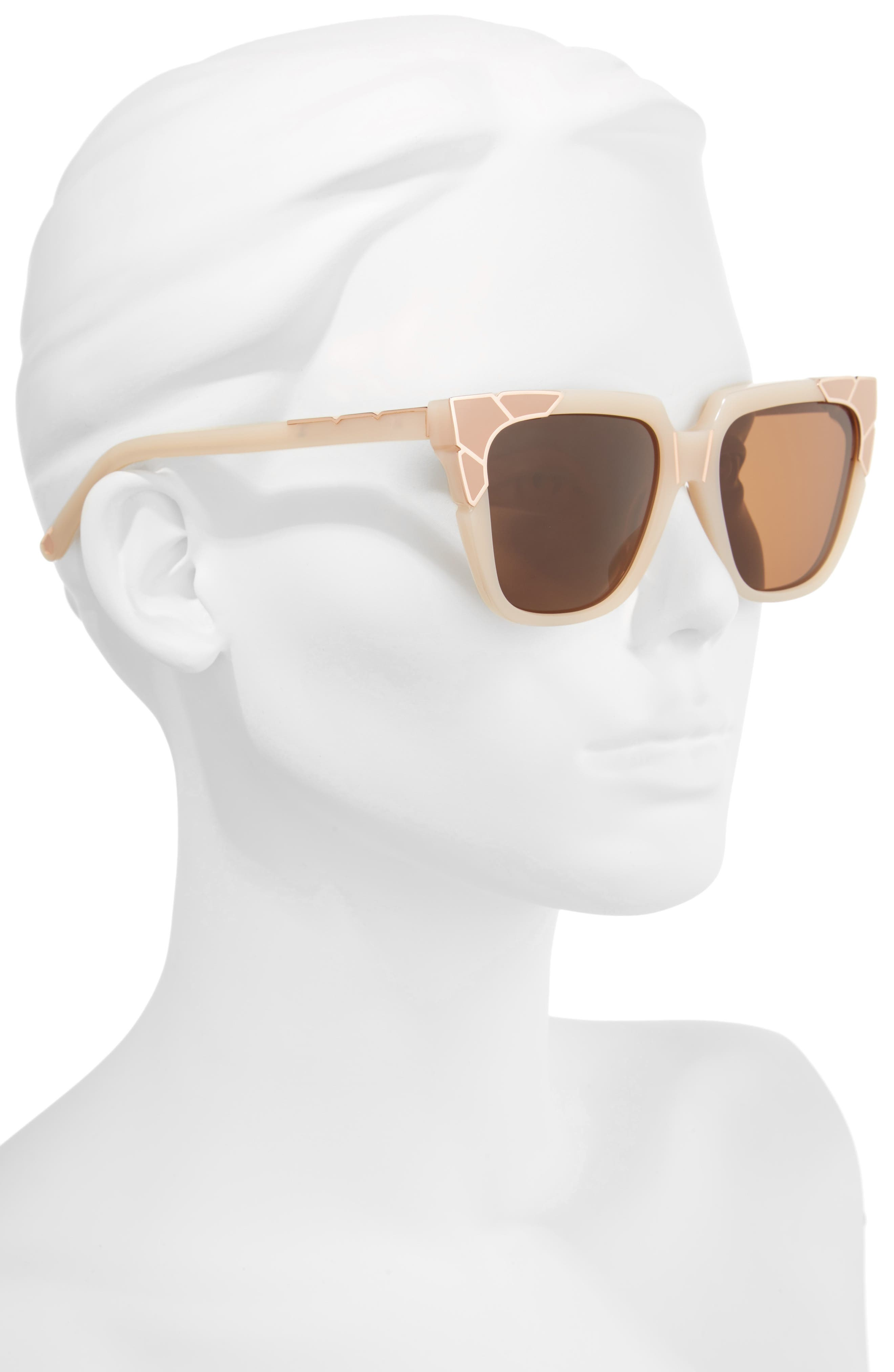 Charlie & the Angels 54mm Sunglasses,                             Alternate thumbnail 2, color,                             800