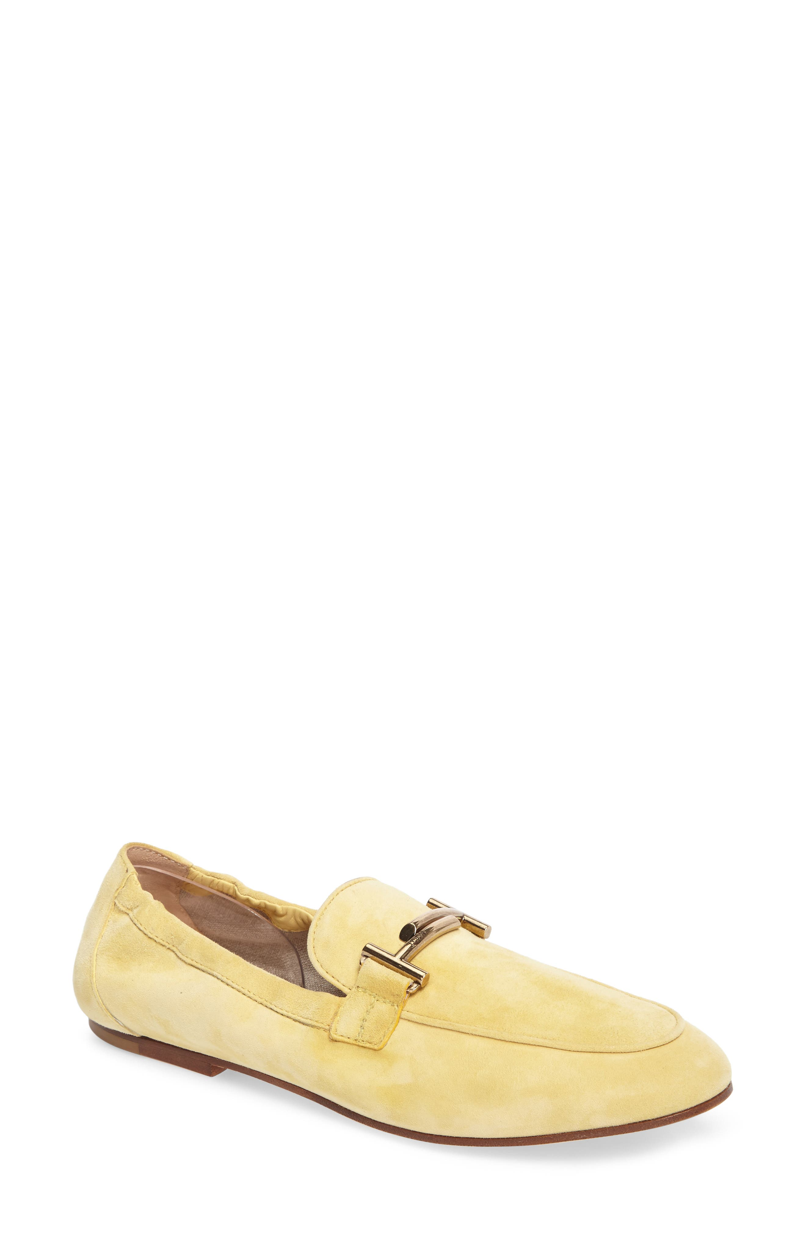 Double T Scrunch Loafer,                             Main thumbnail 4, color,