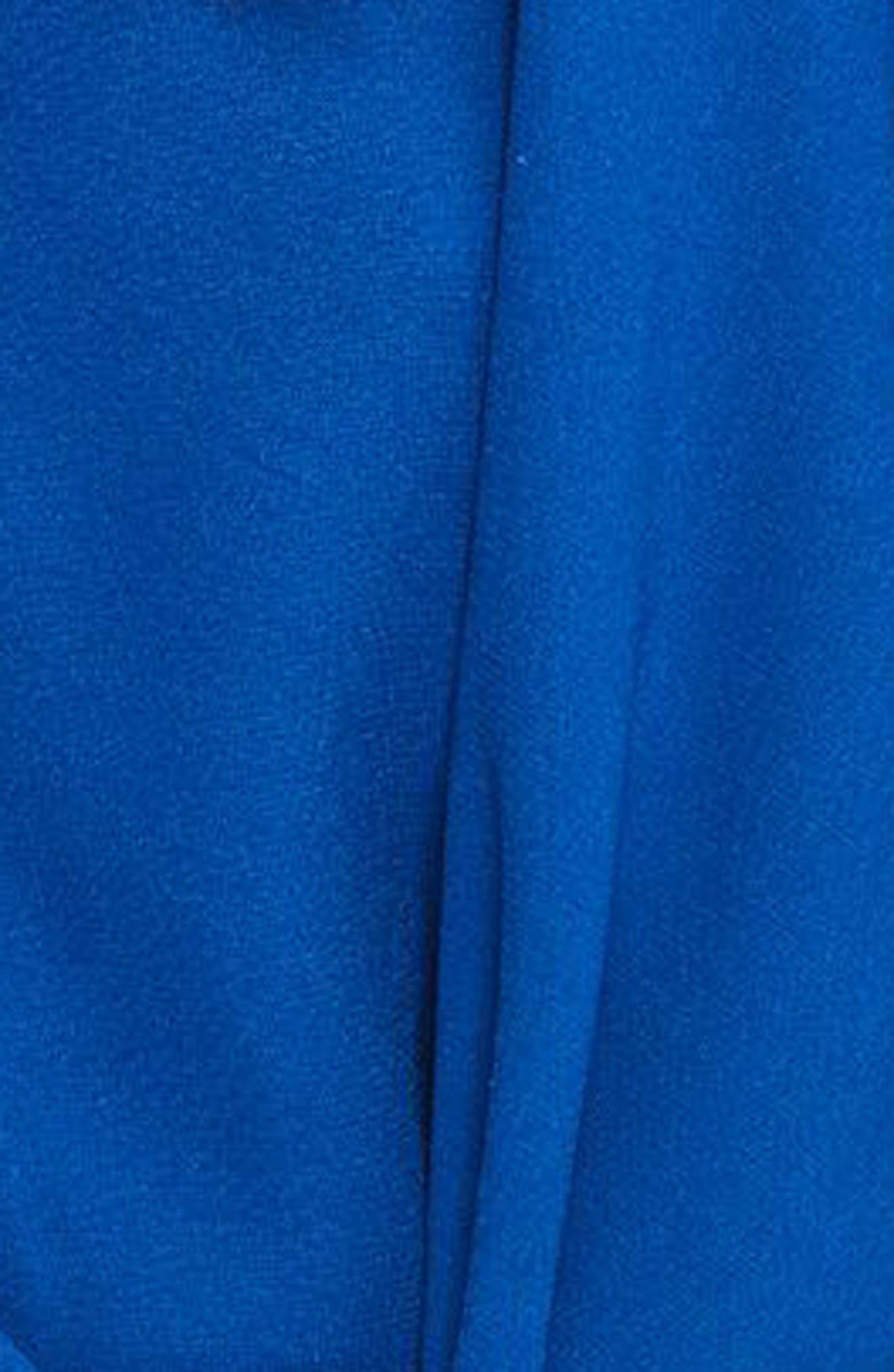 Tie Front Minidress,                             Alternate thumbnail 15, color,