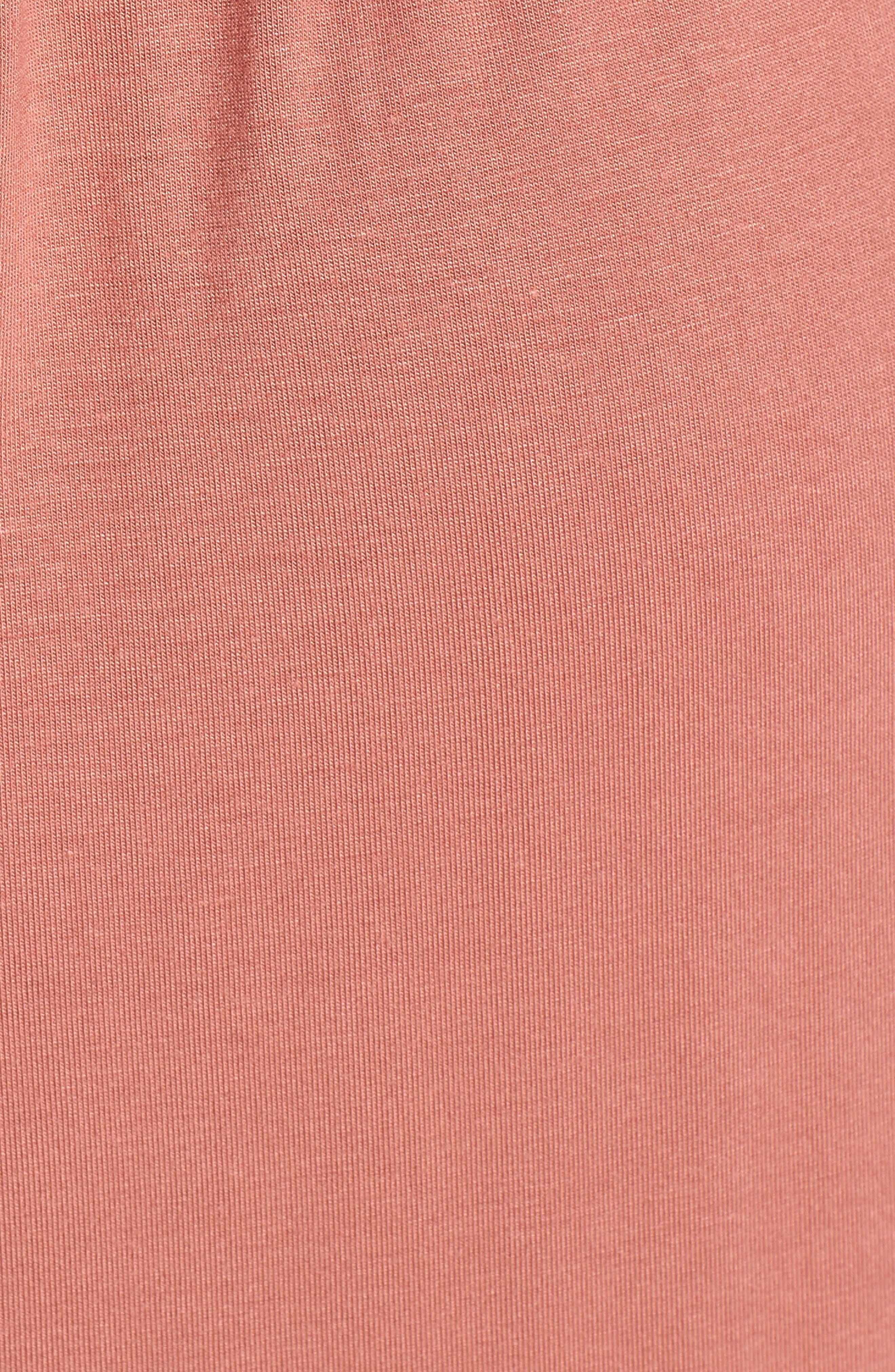 V-Neck Maxi Dress,                             Alternate thumbnail 14, color,
