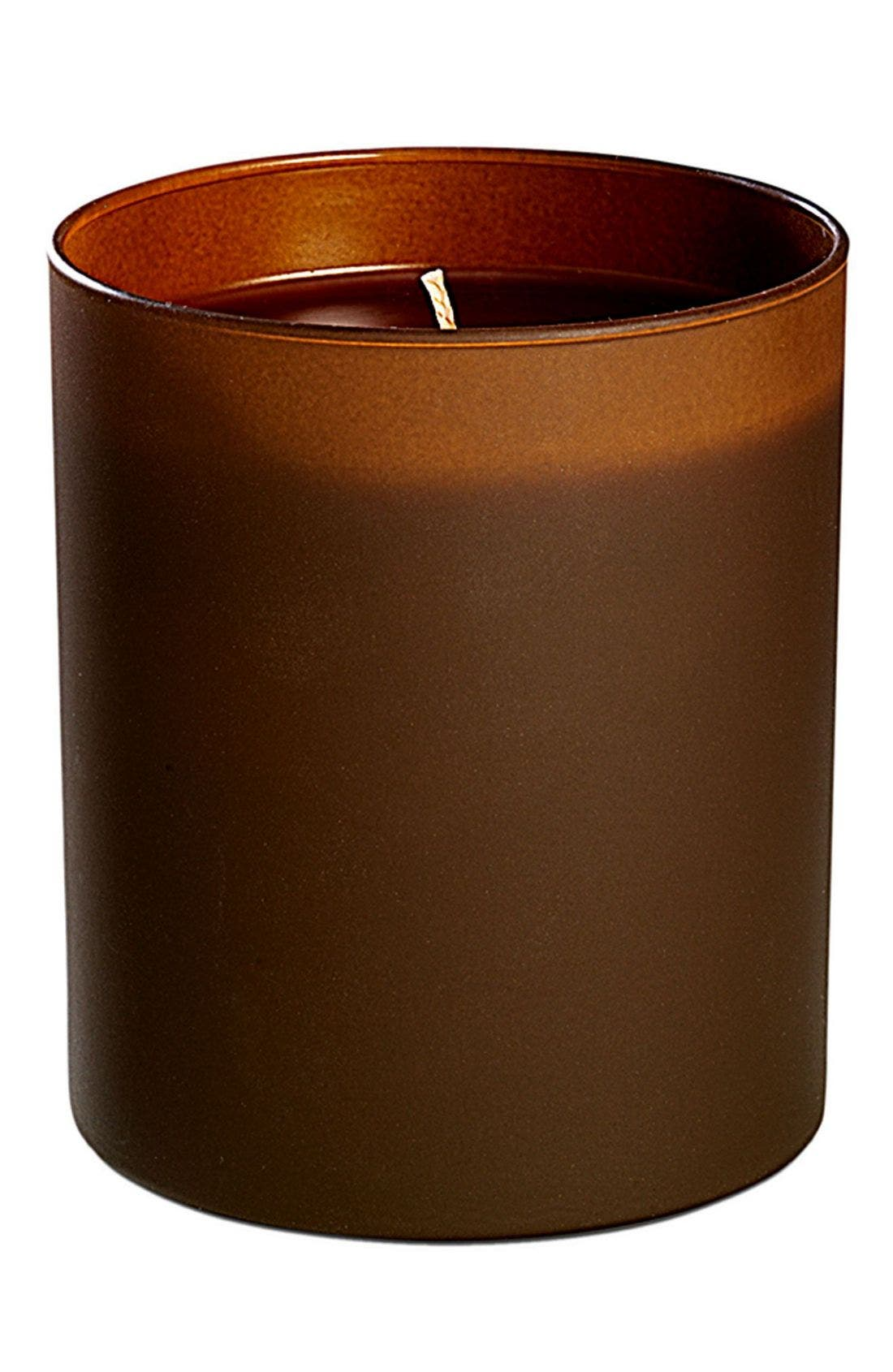 'Chocolate Truffle' Candle, Main, color, 000