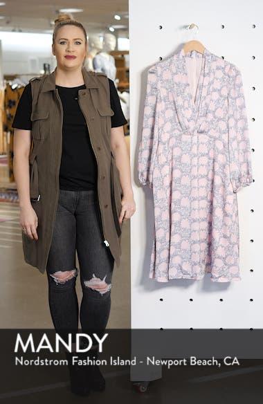 Lizzie Floral Dress, sales video thumbnail