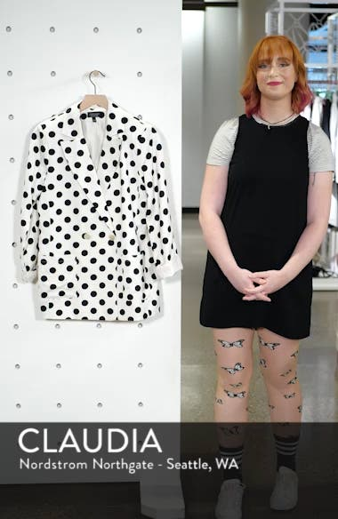 Polka Dot Blazer, sales video thumbnail