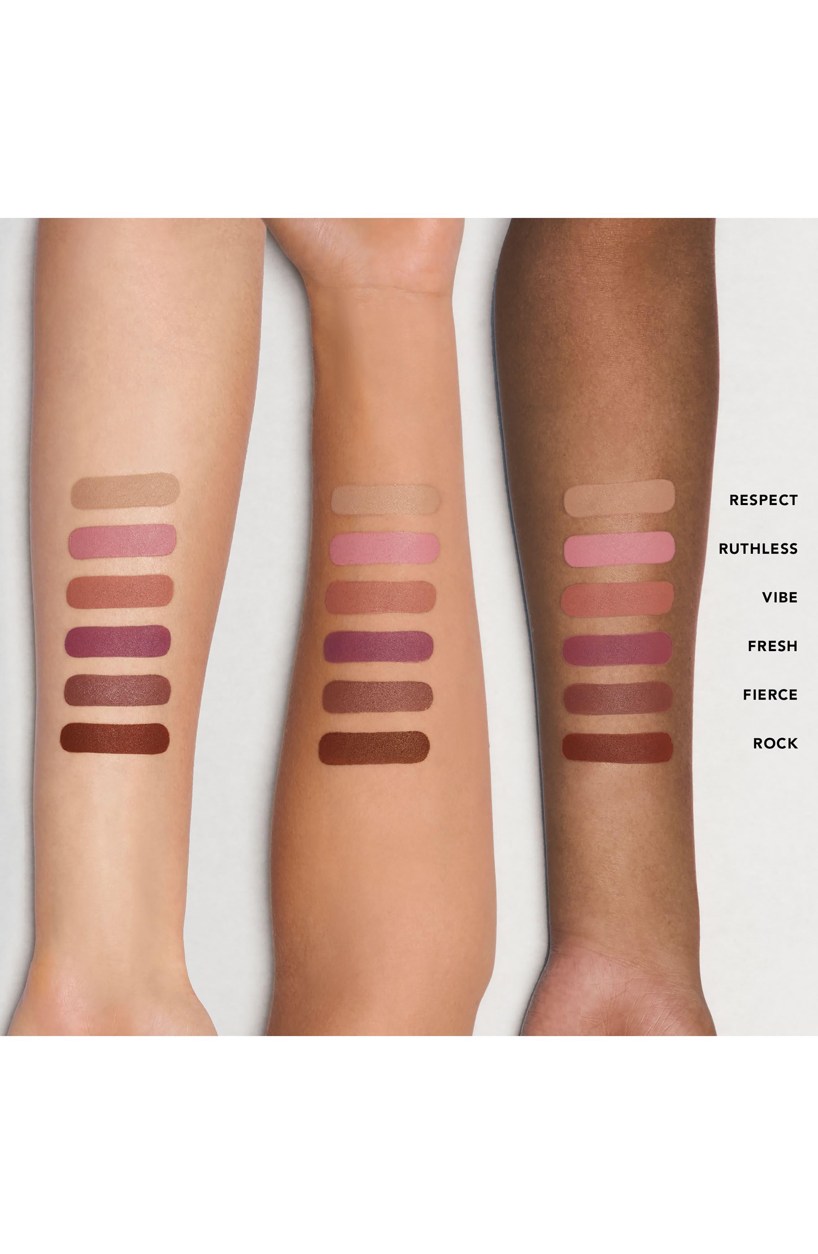 Velour Extreme Matte Lipstick,                             Alternate thumbnail 5, color,                             ROCK