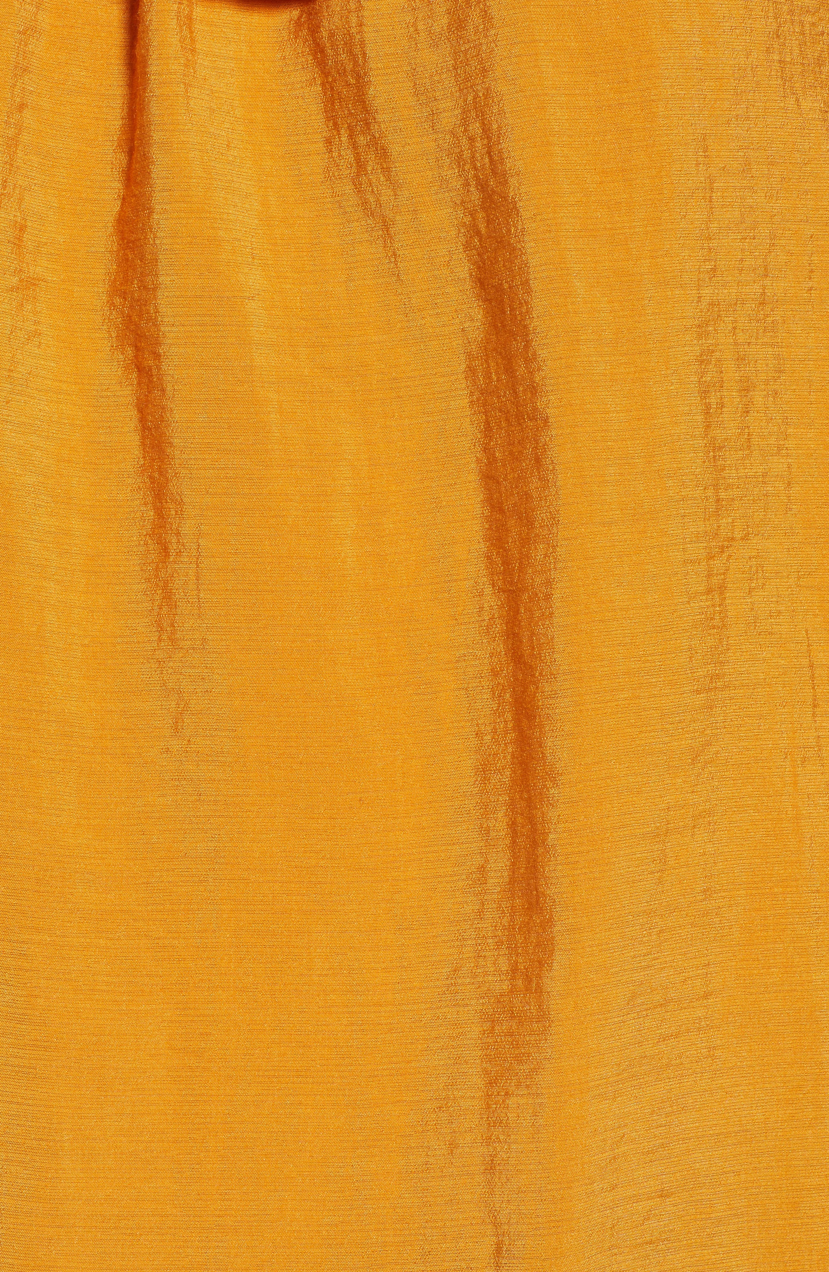 Ruffle Trim Top,                             Alternate thumbnail 5, color,                             701