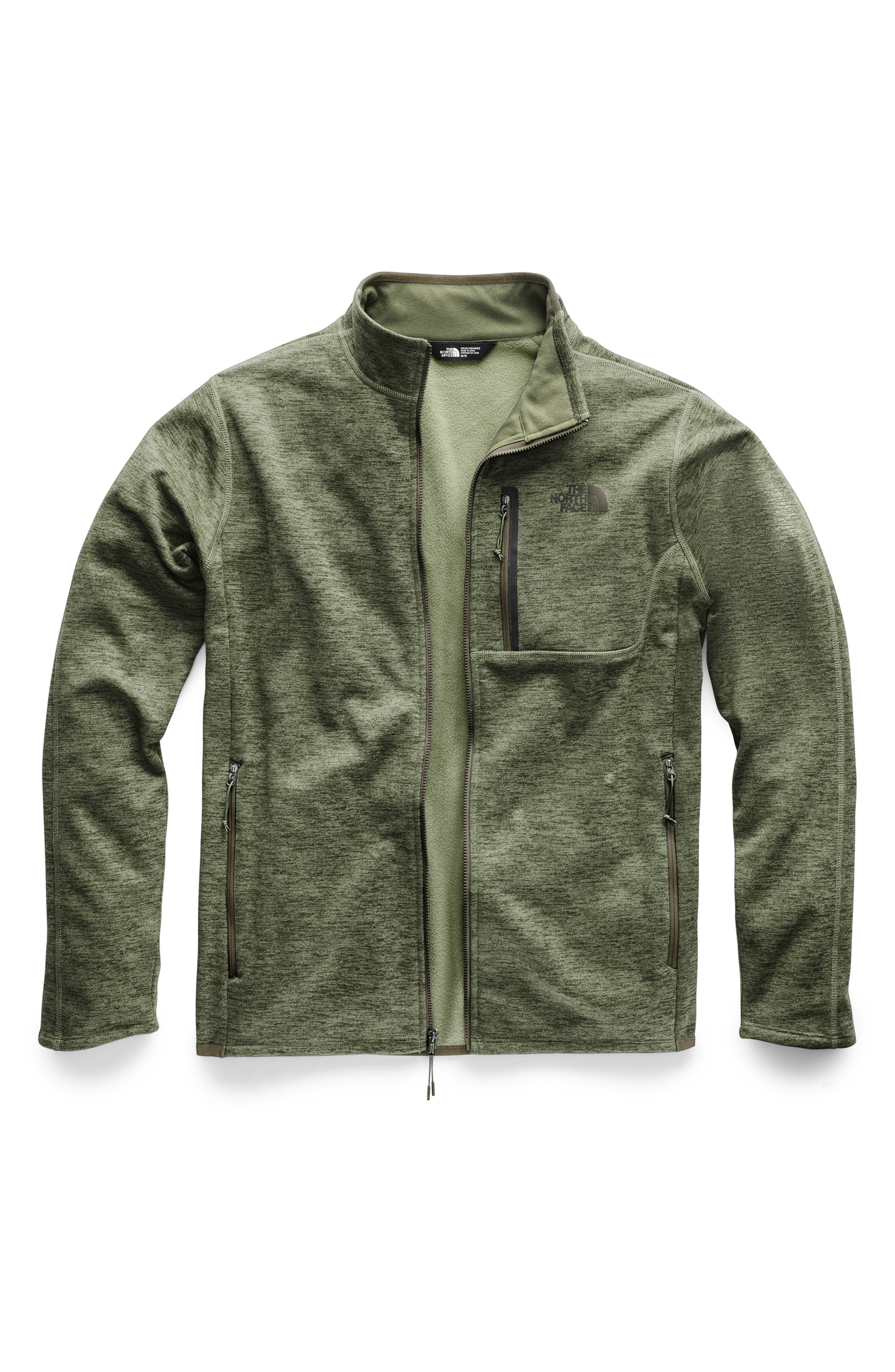 The North Face Canyonlands Zip Jacket, Green