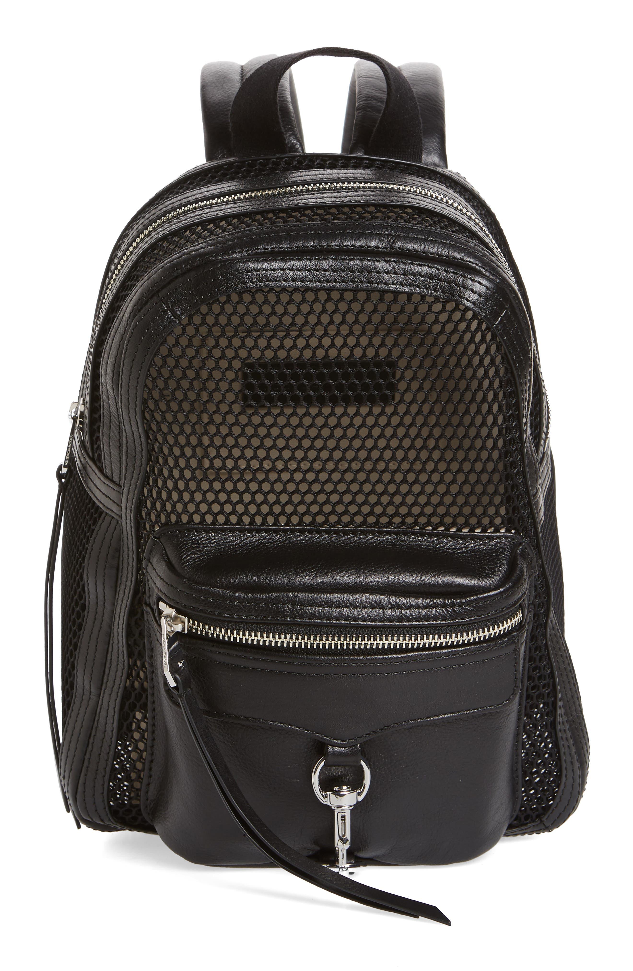 Small MAB Mesh Backpack,                             Main thumbnail 2, color,