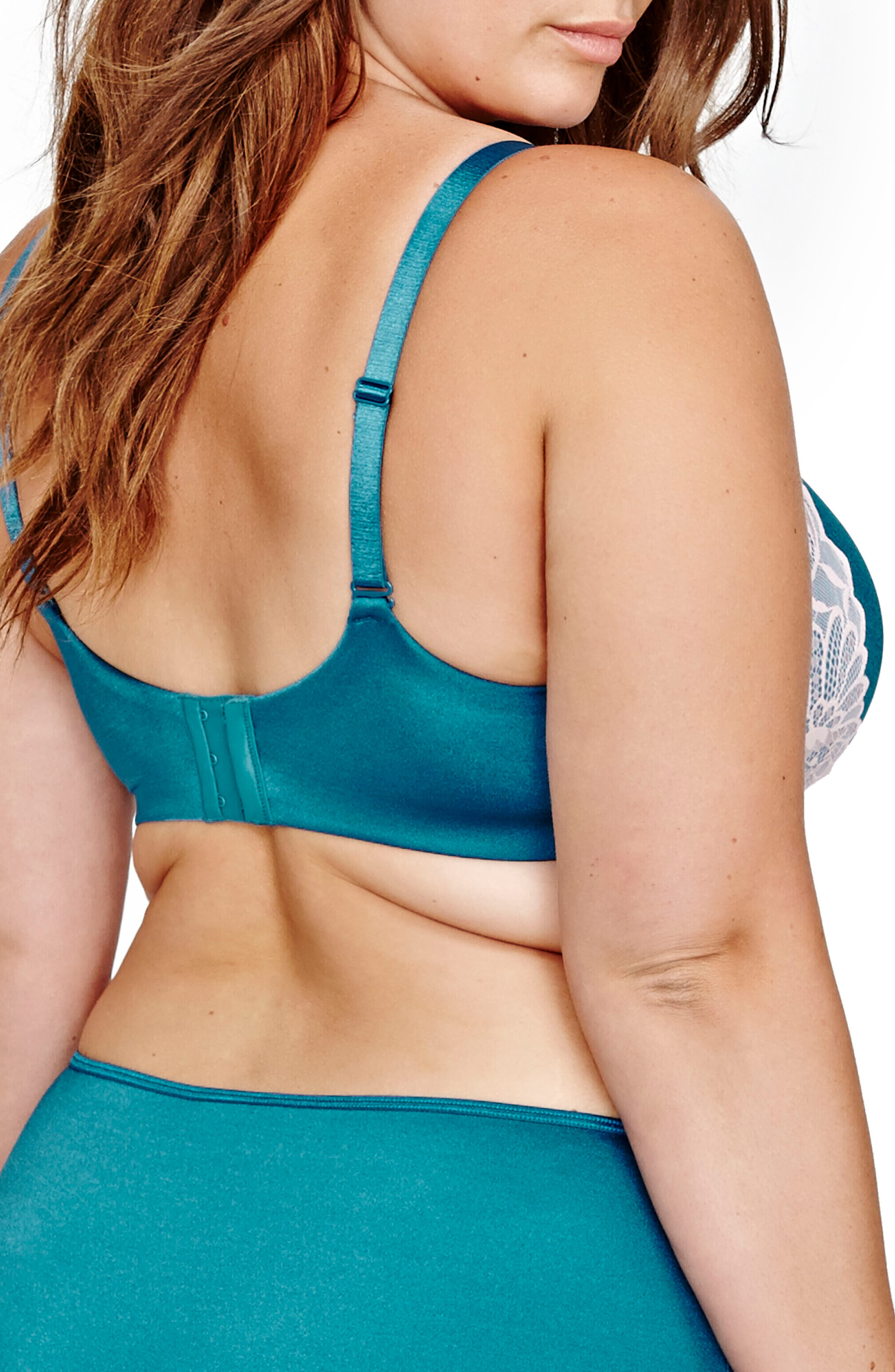 Micro Flawless Underwire Bra,                             Alternate thumbnail 2, color,                             405