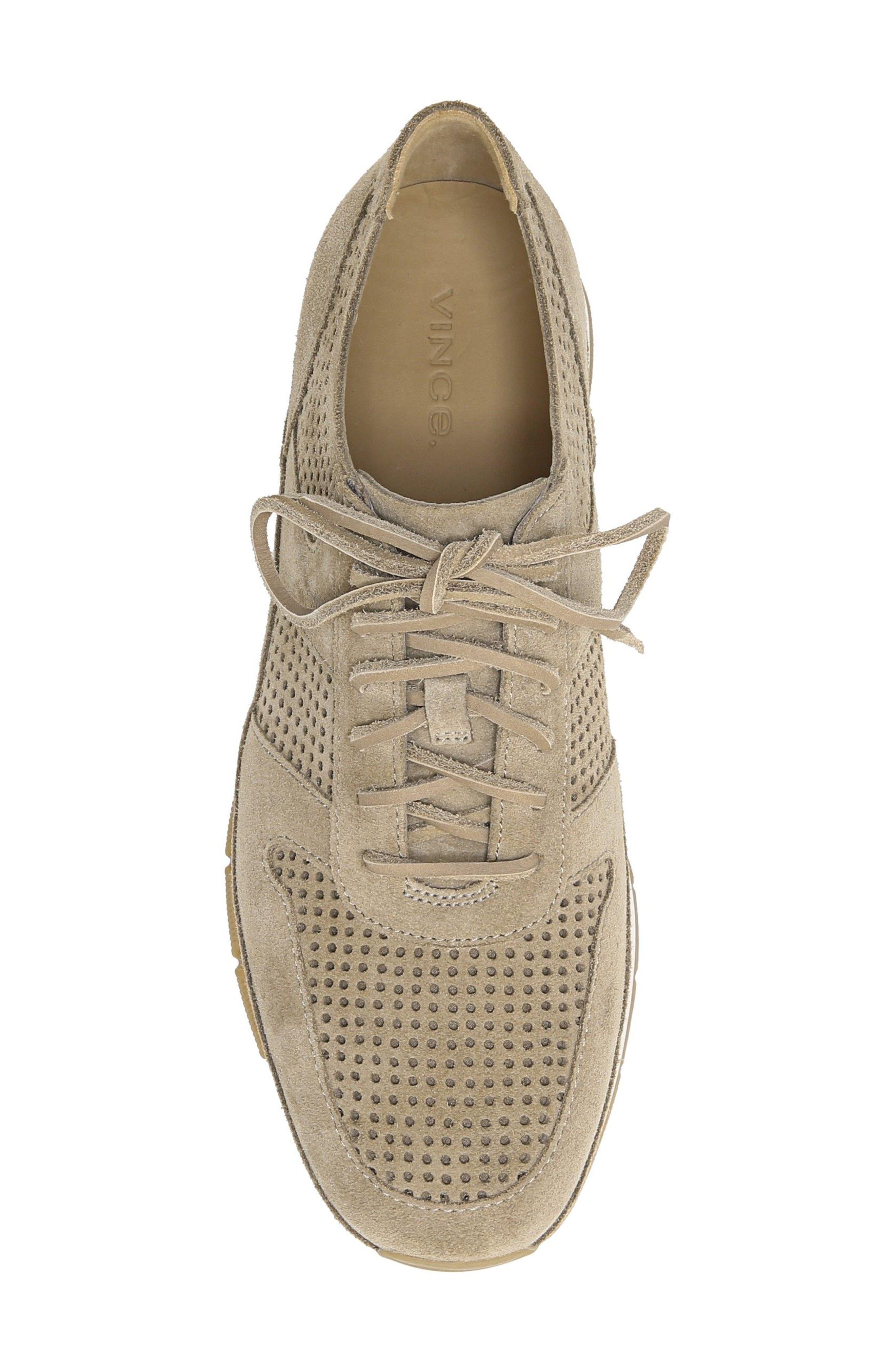 Larson Perforated Sneaker,                             Alternate thumbnail 5, color,                             250