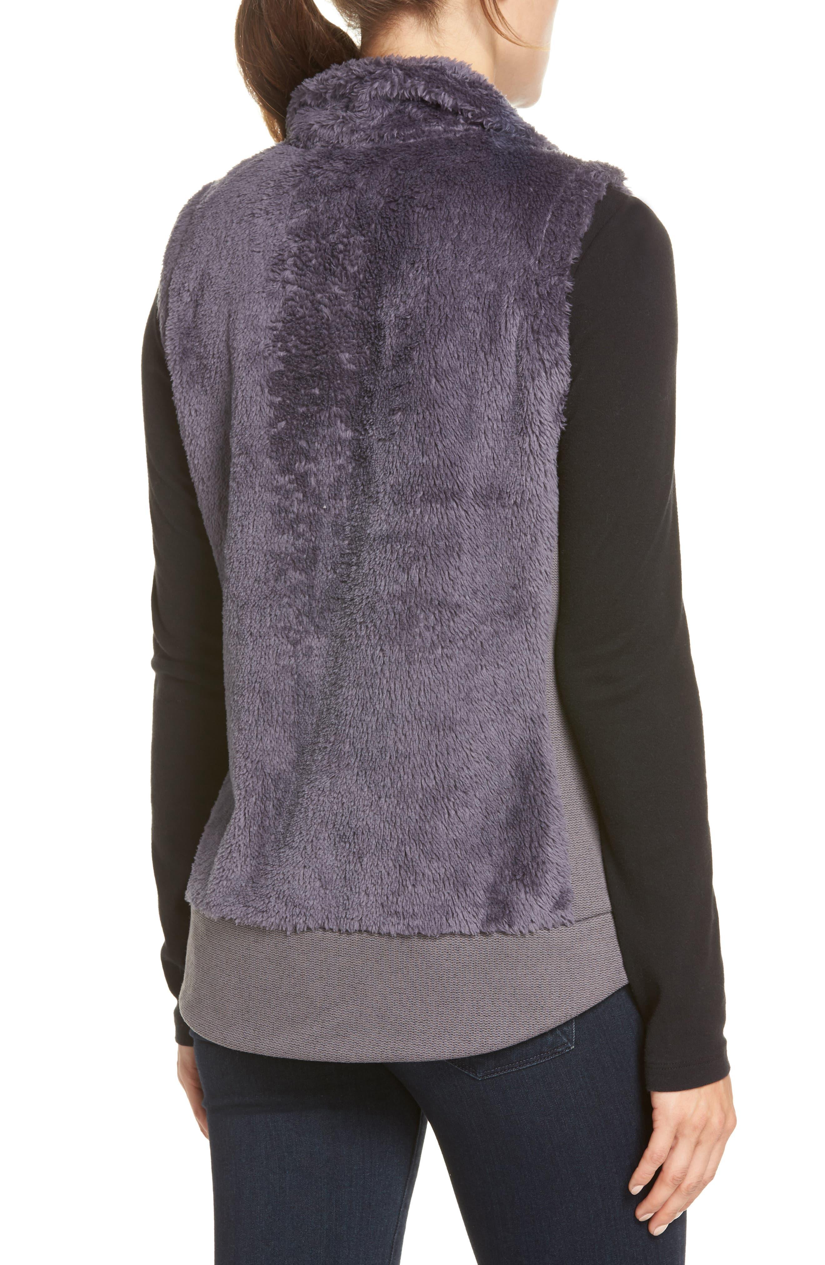 THE NORTH FACE,                             Faux Fur Vest,                             Alternate thumbnail 2, color,                             021