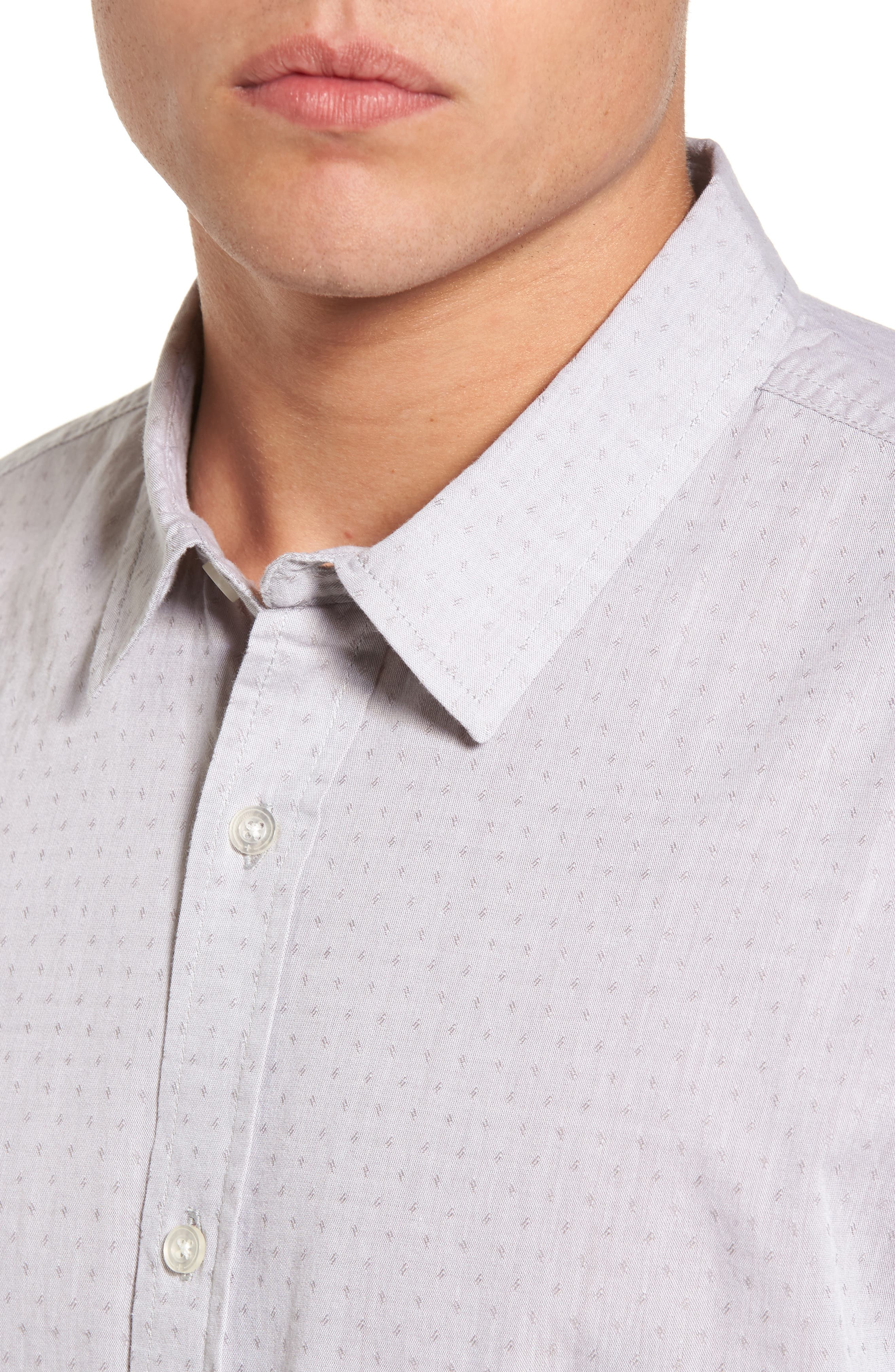 Clarke Woven Shirt,                             Alternate thumbnail 7, color,