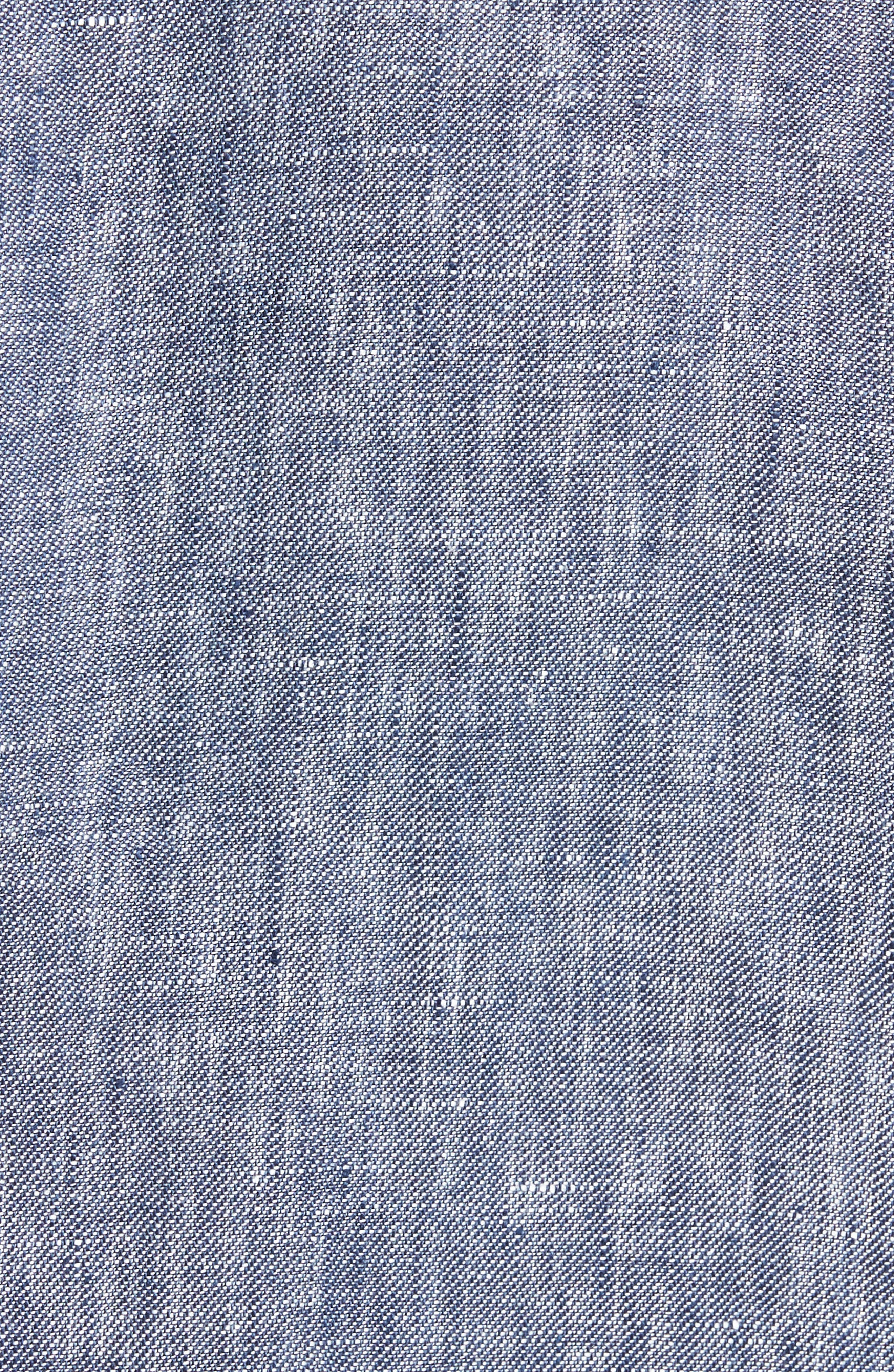 Druces Linen Sport Coat,                             Alternate thumbnail 5, color,                             420