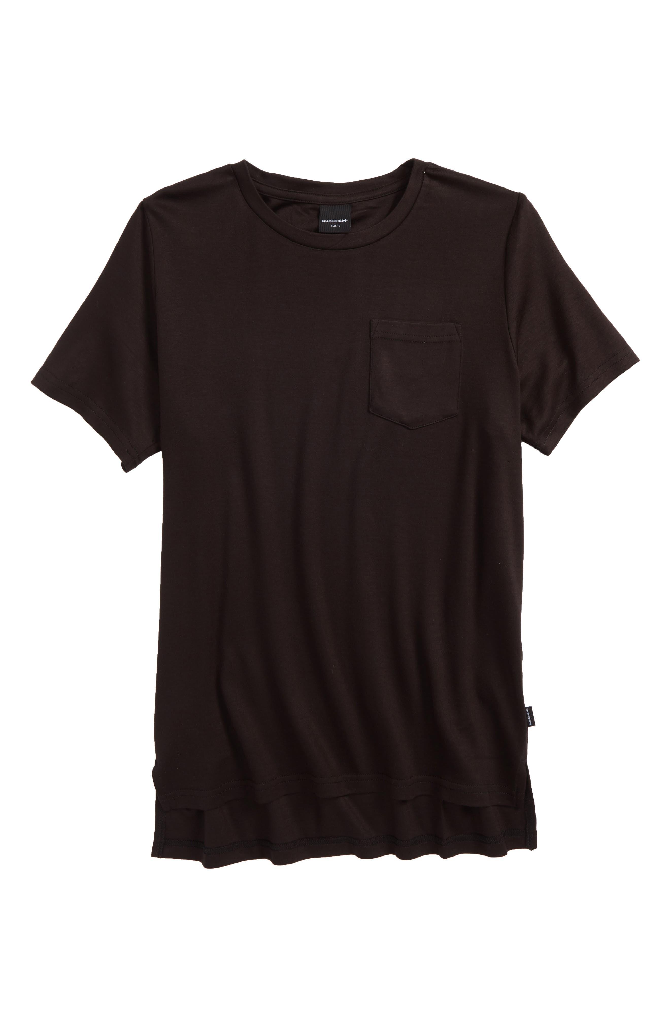 Brycen T-Shirt,                         Main,                         color, 001