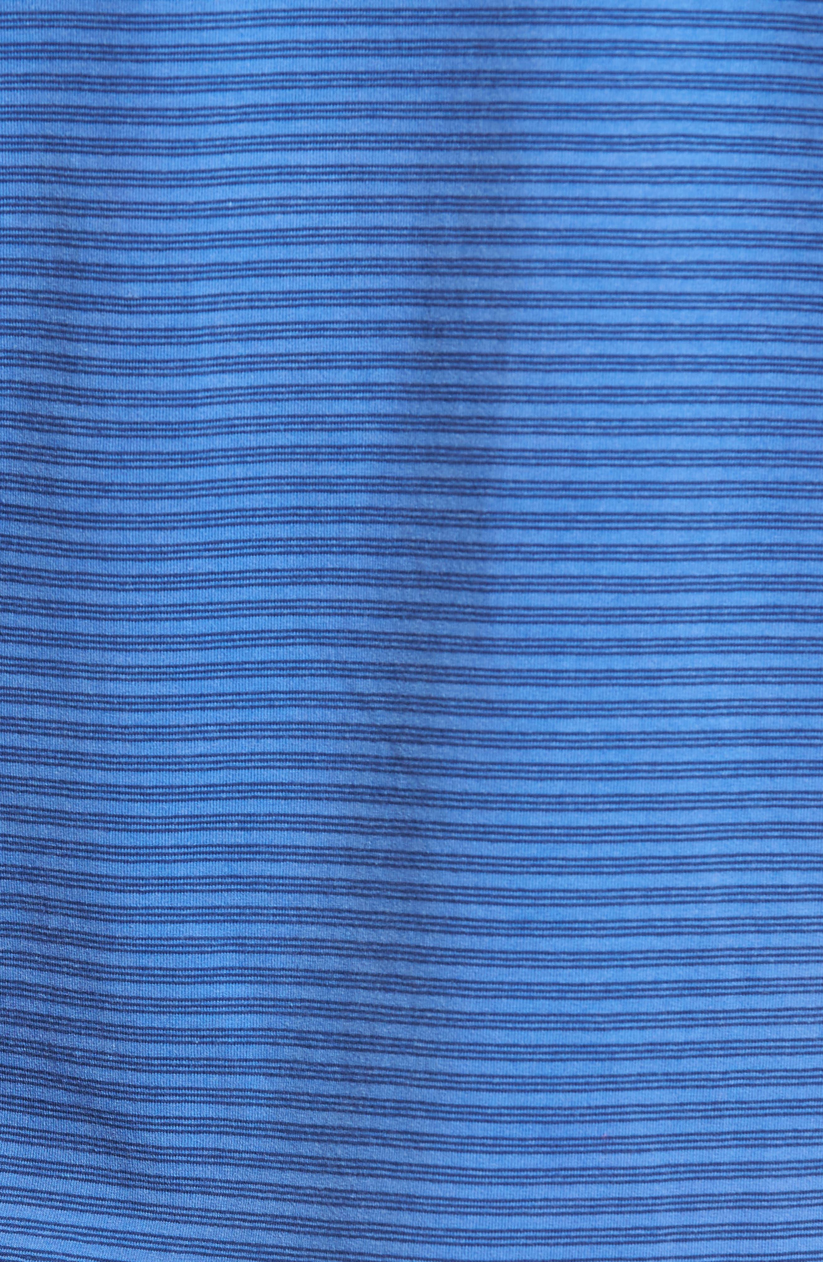 Ivan Stripe Stretch Jersey Polo,                             Alternate thumbnail 9, color,