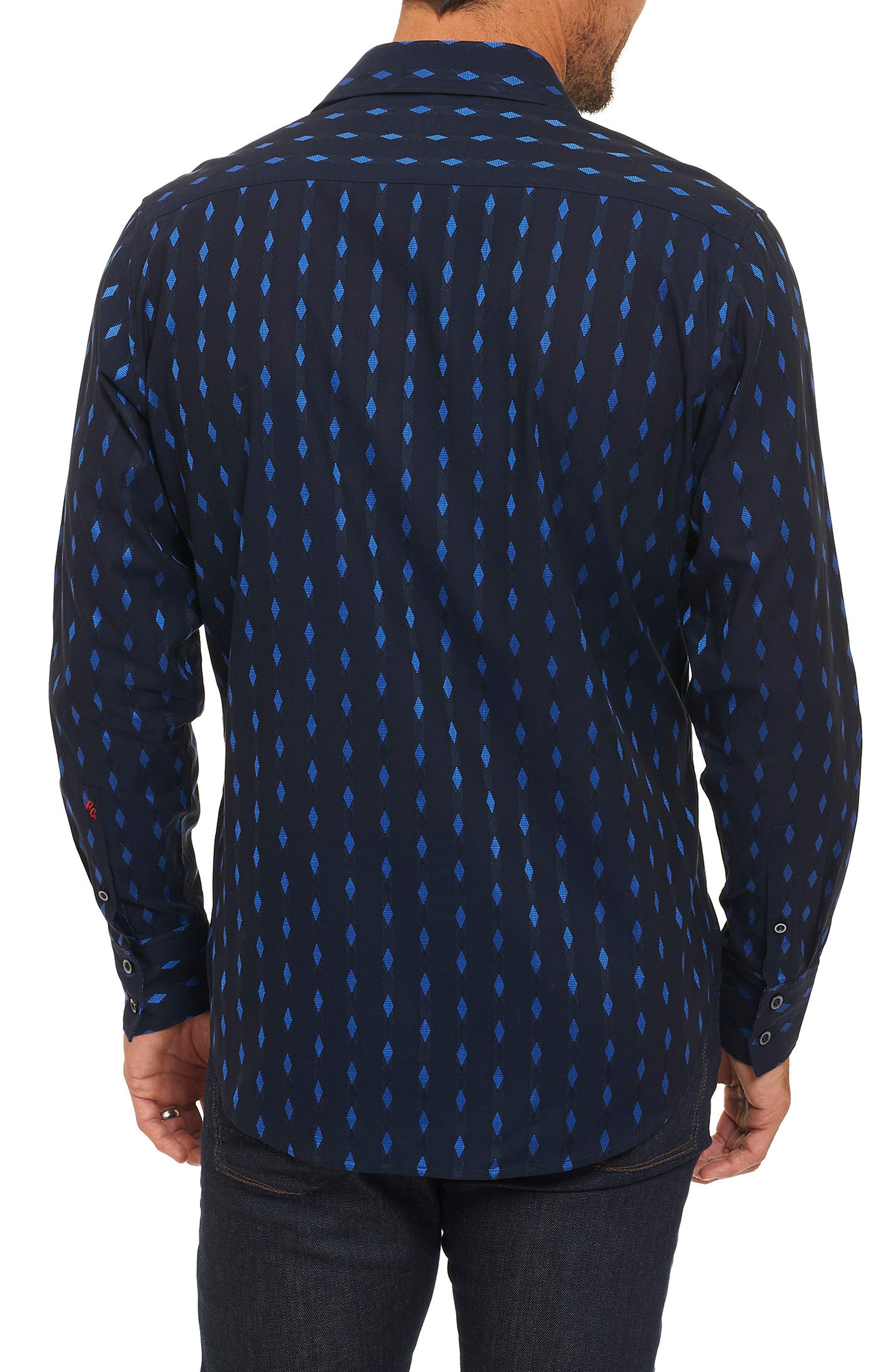 Kumar Sport Shirt,                             Alternate thumbnail 2, color,                             400