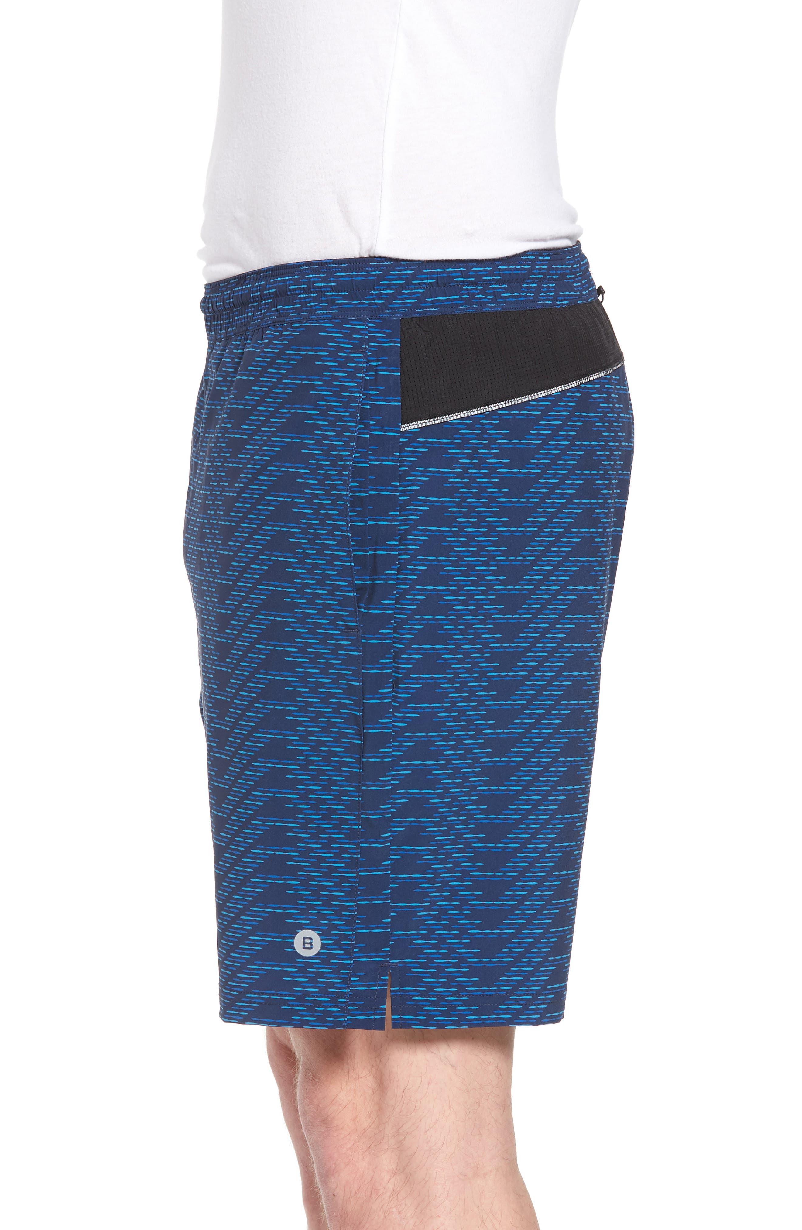 Stretch Shorts,                             Alternate thumbnail 4, color,                             CIRCUIT BREAKER