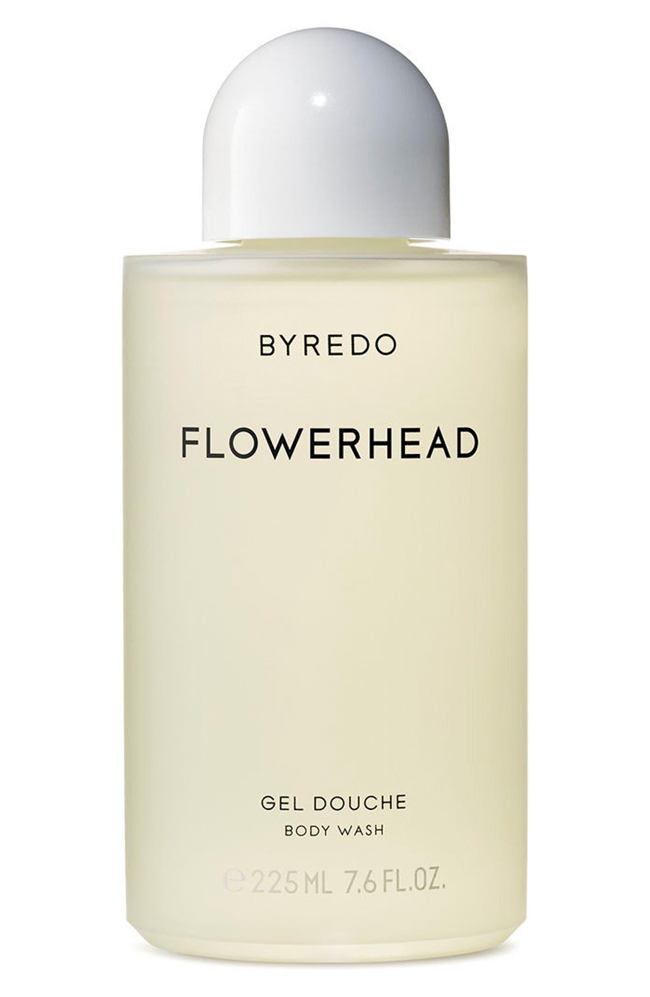 Flowerhead Body Wash,                             Main thumbnail 1, color,                             NO COLOR