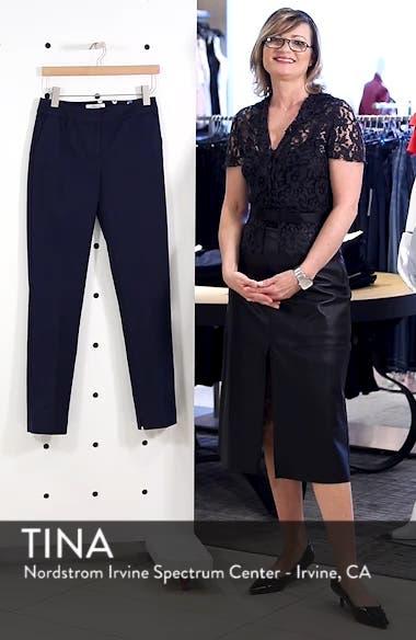 Richmond Stretch Cotton Trousers, sales video thumbnail