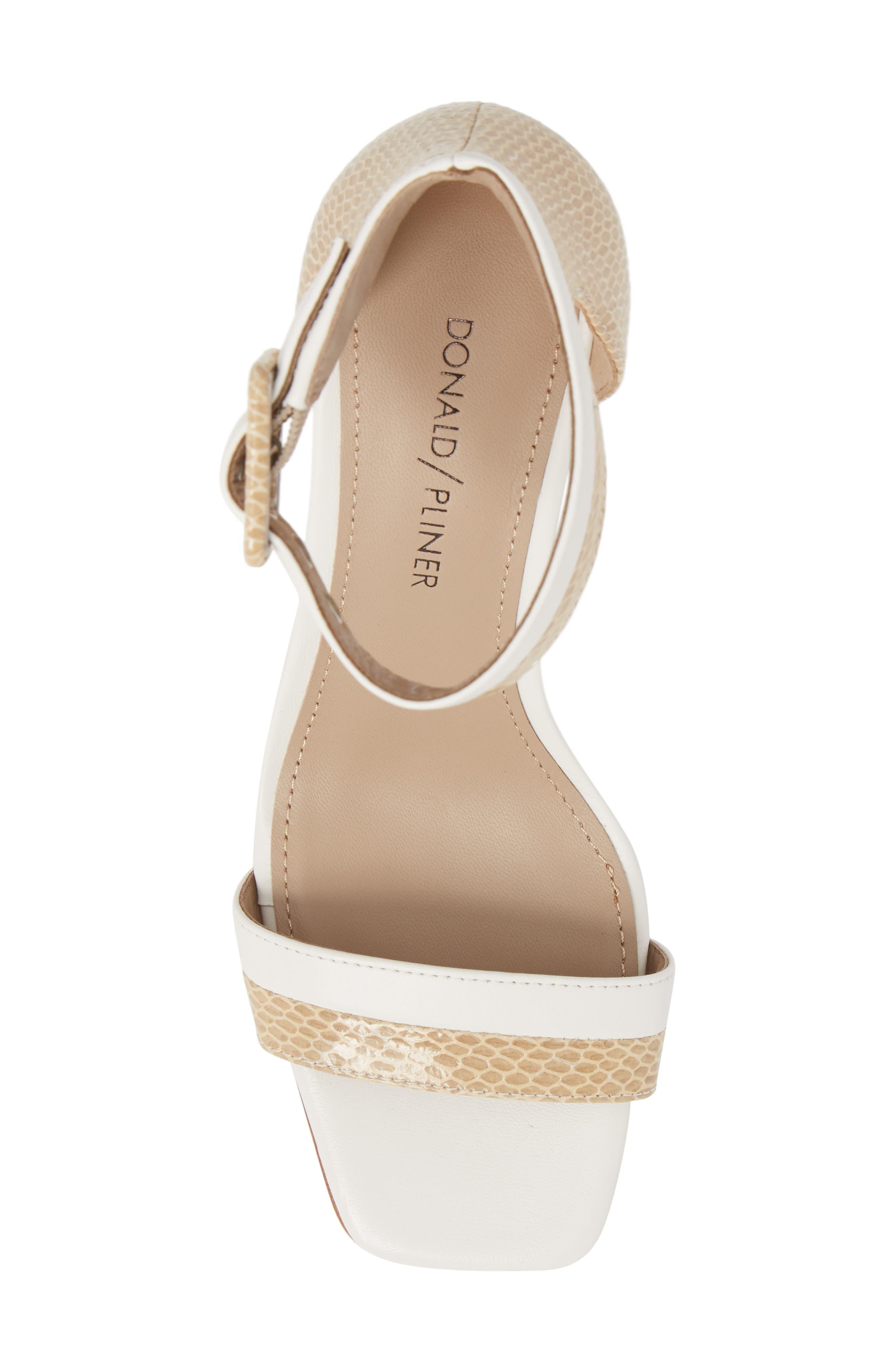 DONALD PLINER,                             Watson Ankle Strap Sandal,                             Alternate thumbnail 5, color,                             250