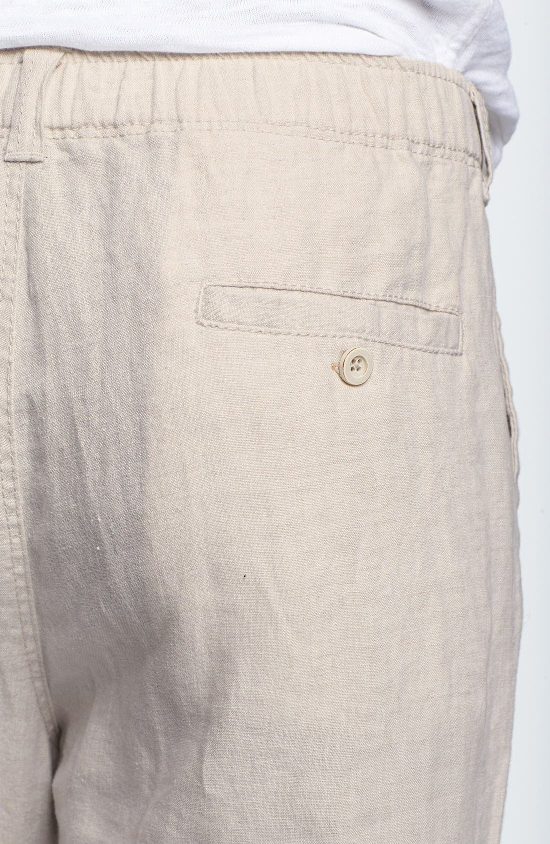 'New Linen on the Beach' Easy Fit Pants,                             Alternate thumbnail 20, color,