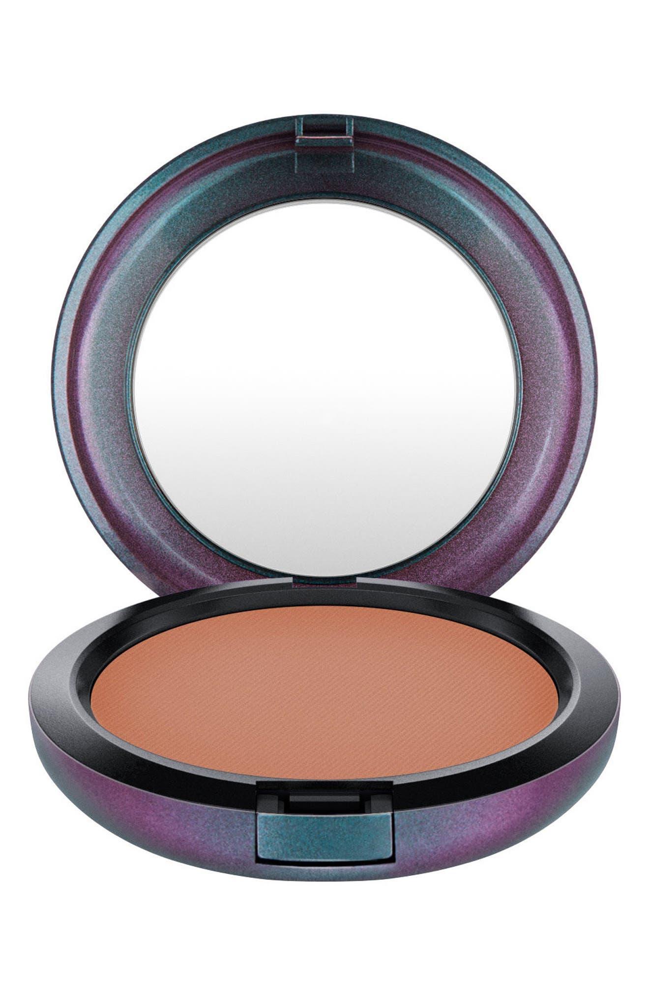 MAC Mirage Noir Bronzing Powder,                             Alternate thumbnail 2, color,                             MATTE BRONZE