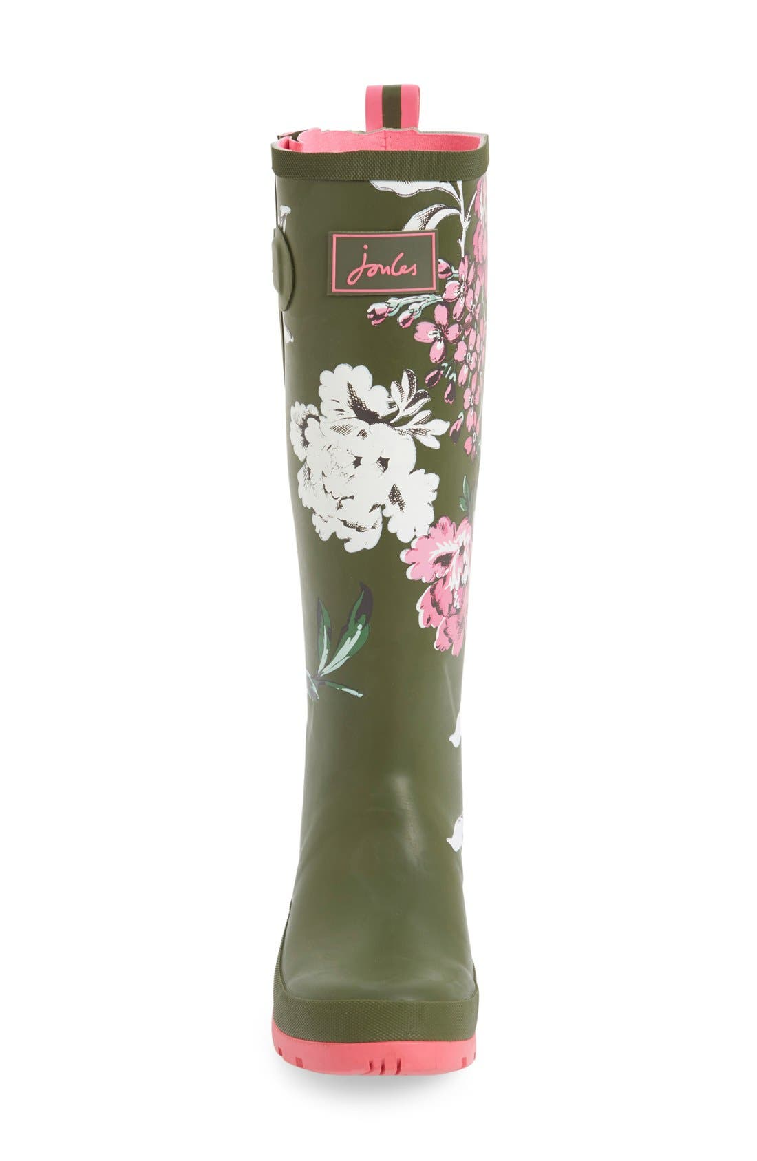 'Welly' Print Rain Boot,                             Alternate thumbnail 83, color,