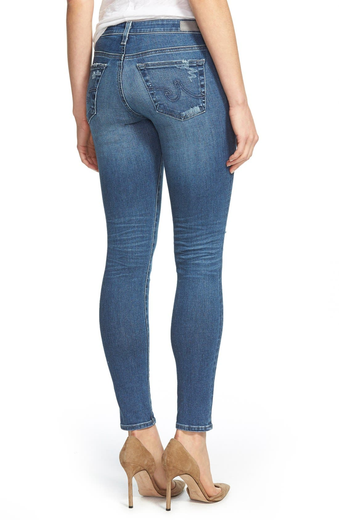 The Legging Ankle Jeans,                             Alternate thumbnail 43, color,