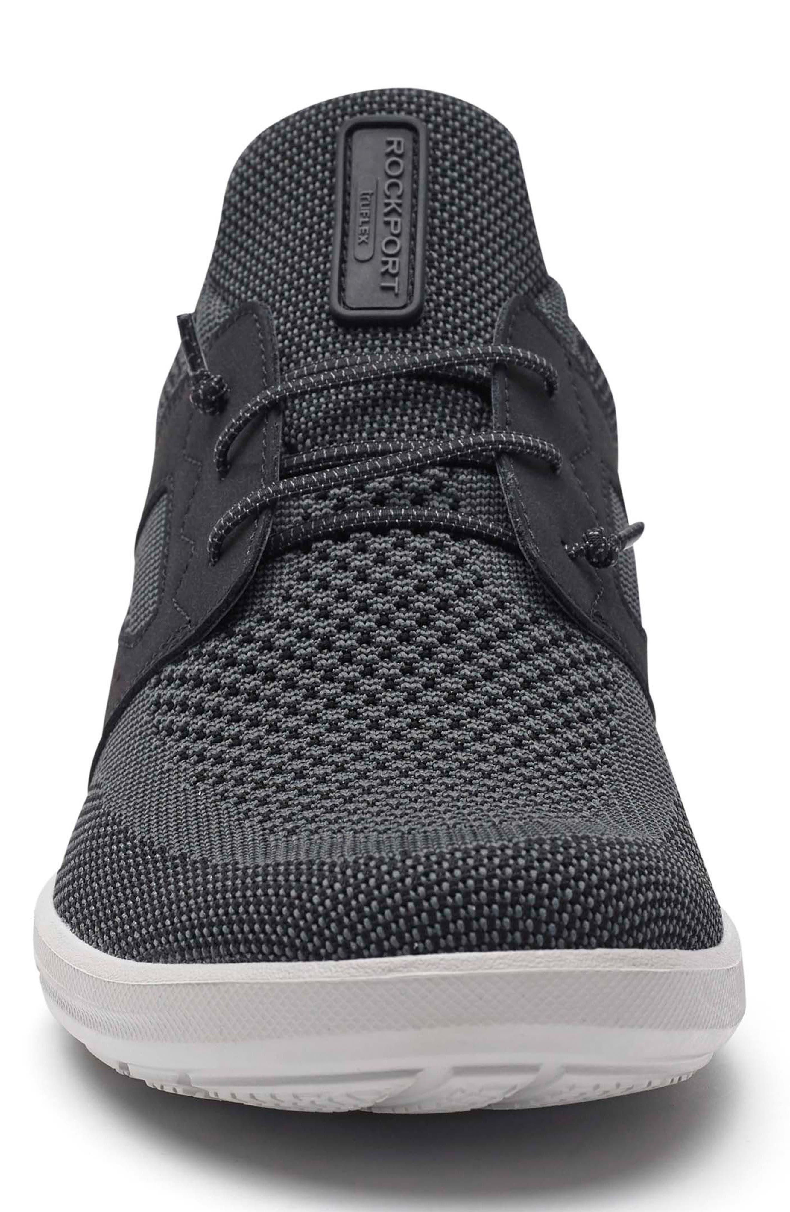 truFlex Sneaker,                             Alternate thumbnail 4, color,                             001