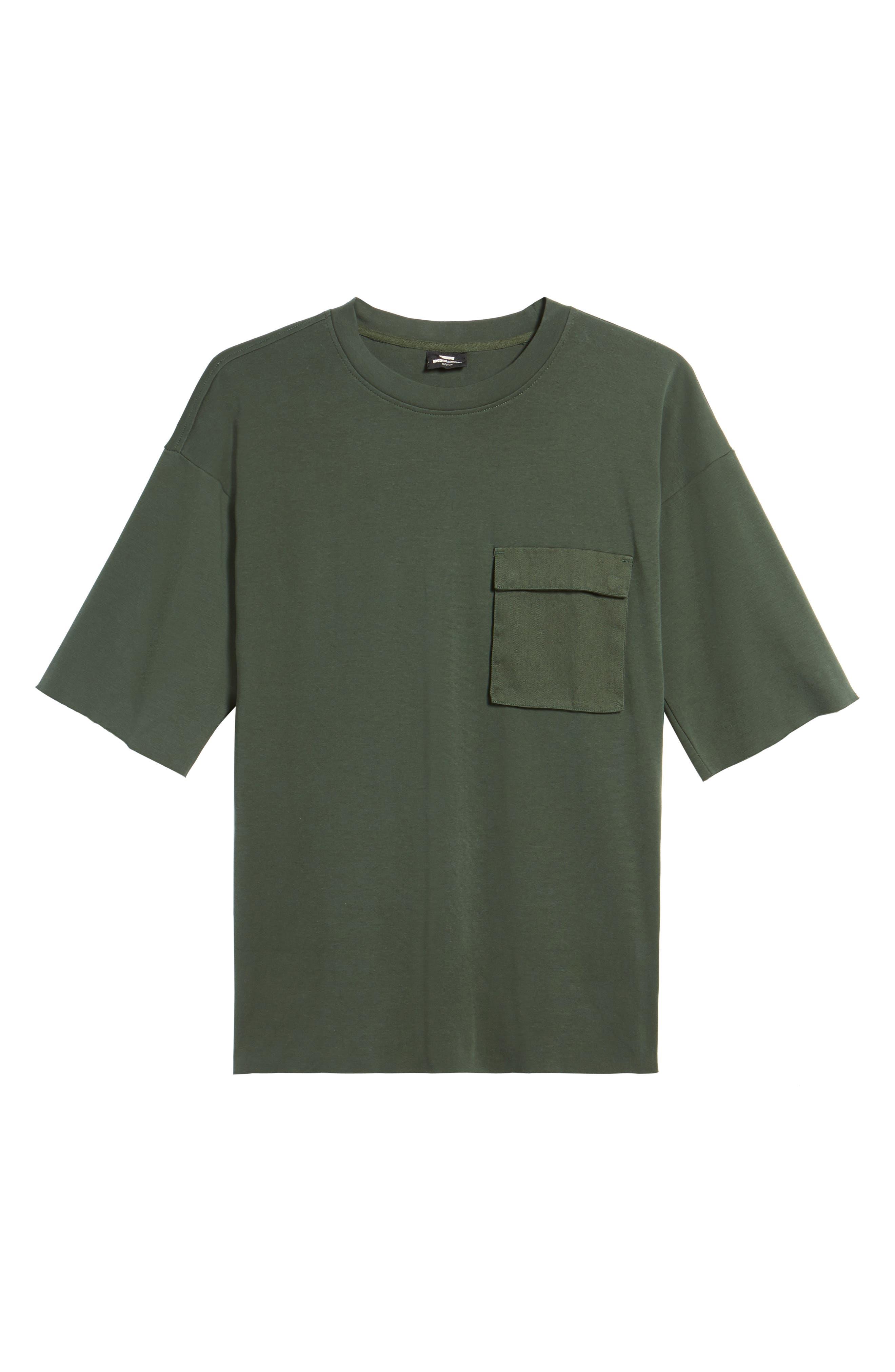 Mauno Pocket T-Shirt,                             Alternate thumbnail 6, color,                             300