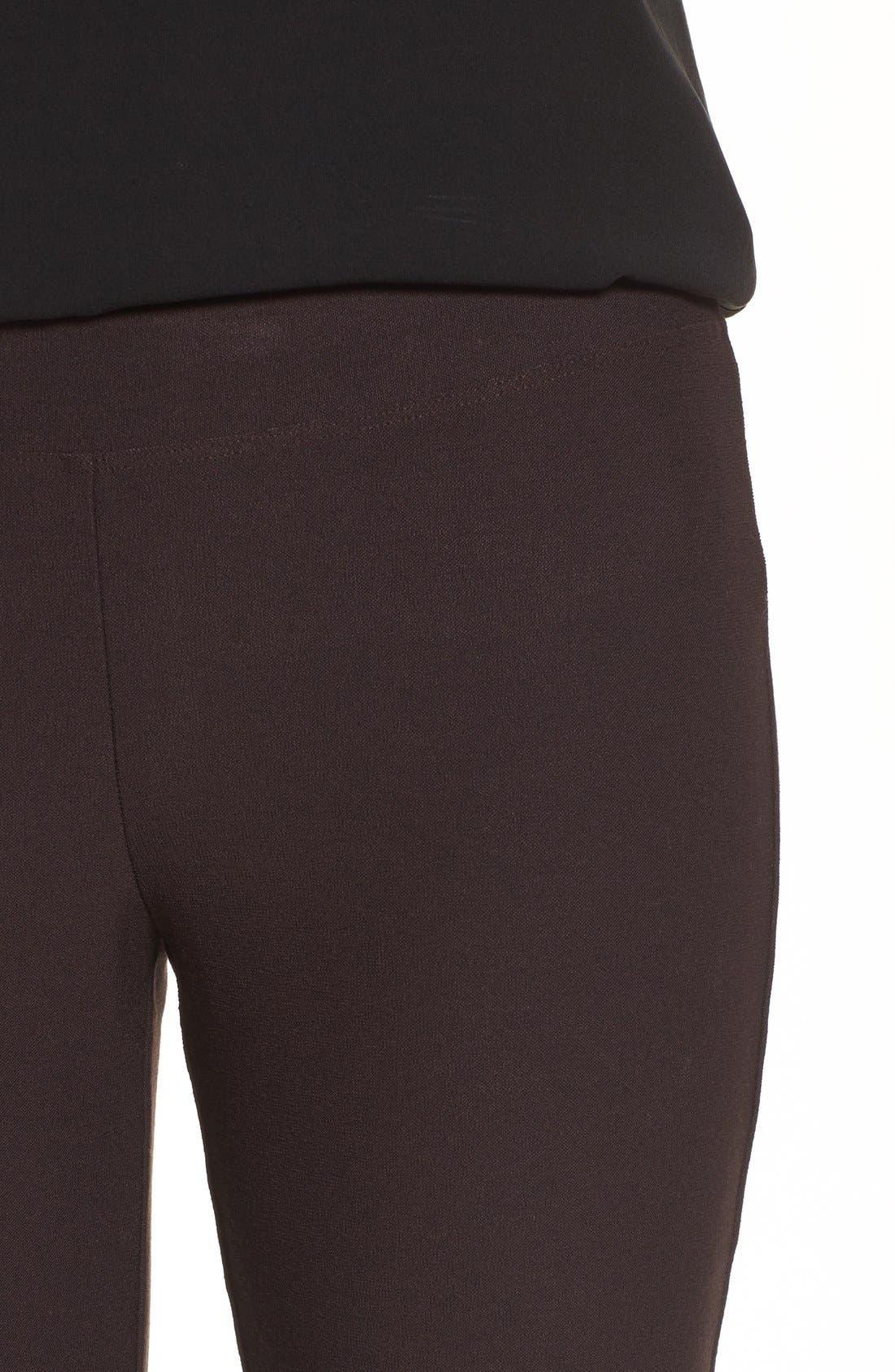 Stretch Crepe Ankle Pants,                             Alternate thumbnail 60, color,