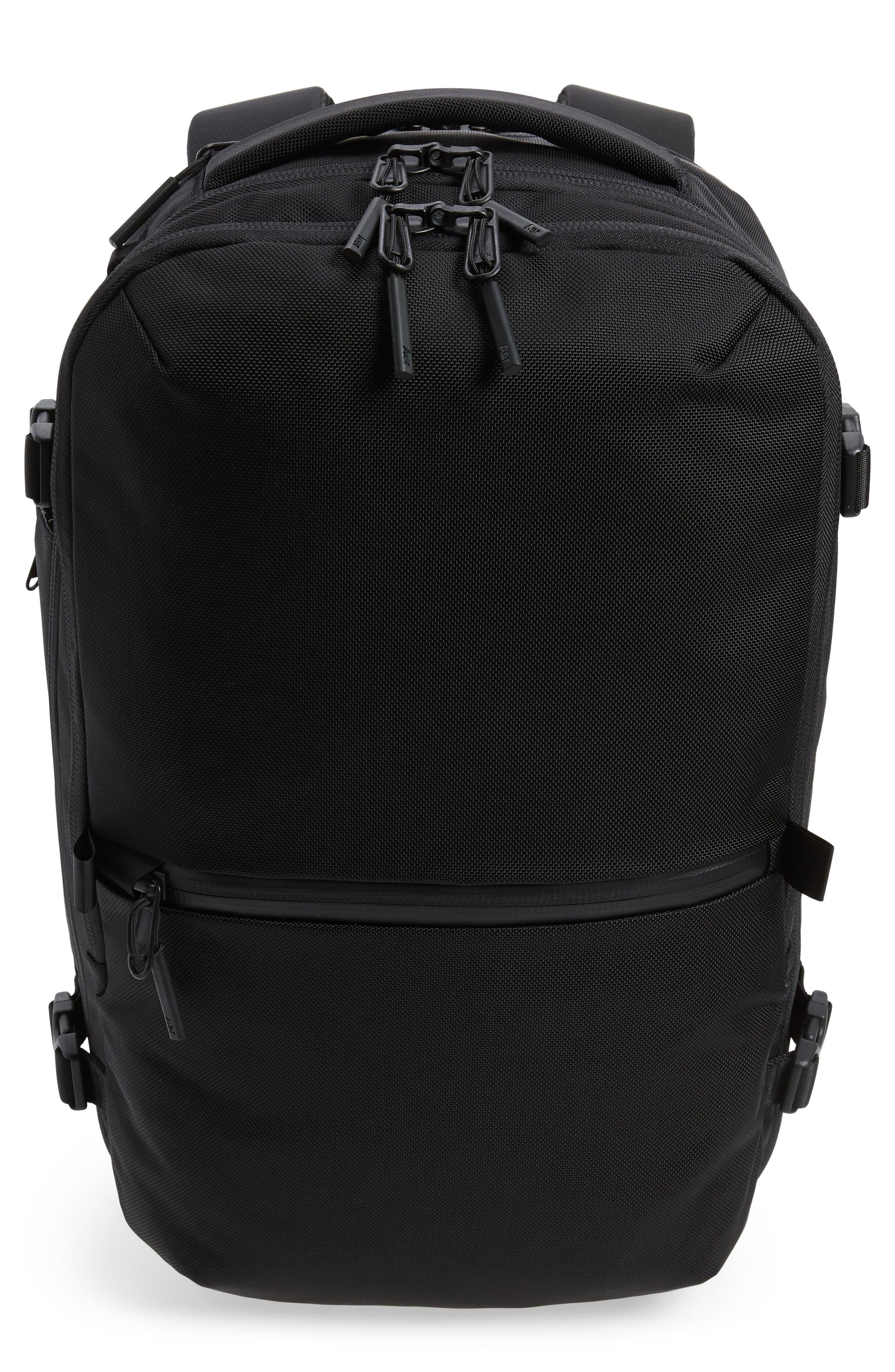 Travel Pack 2 Backpack,                         Main,                         color, BLACK