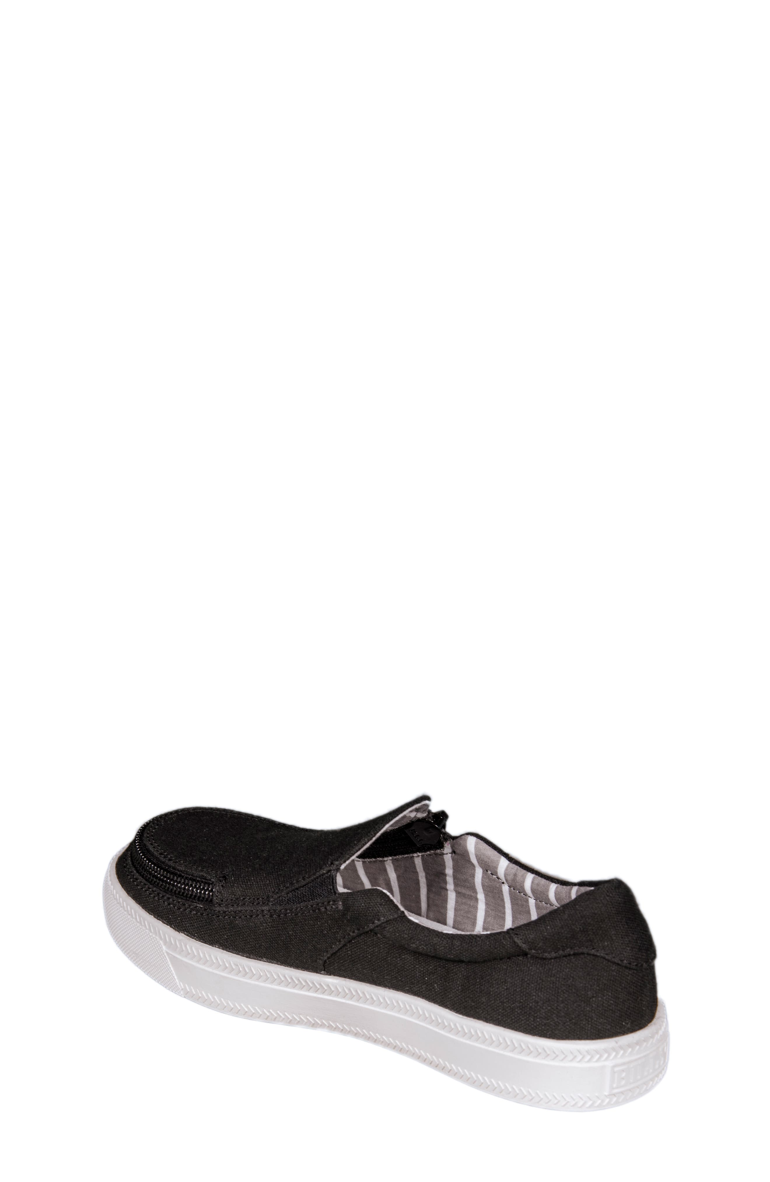 Zip Around Low Top Sneaker,                             Alternate thumbnail 3, color,