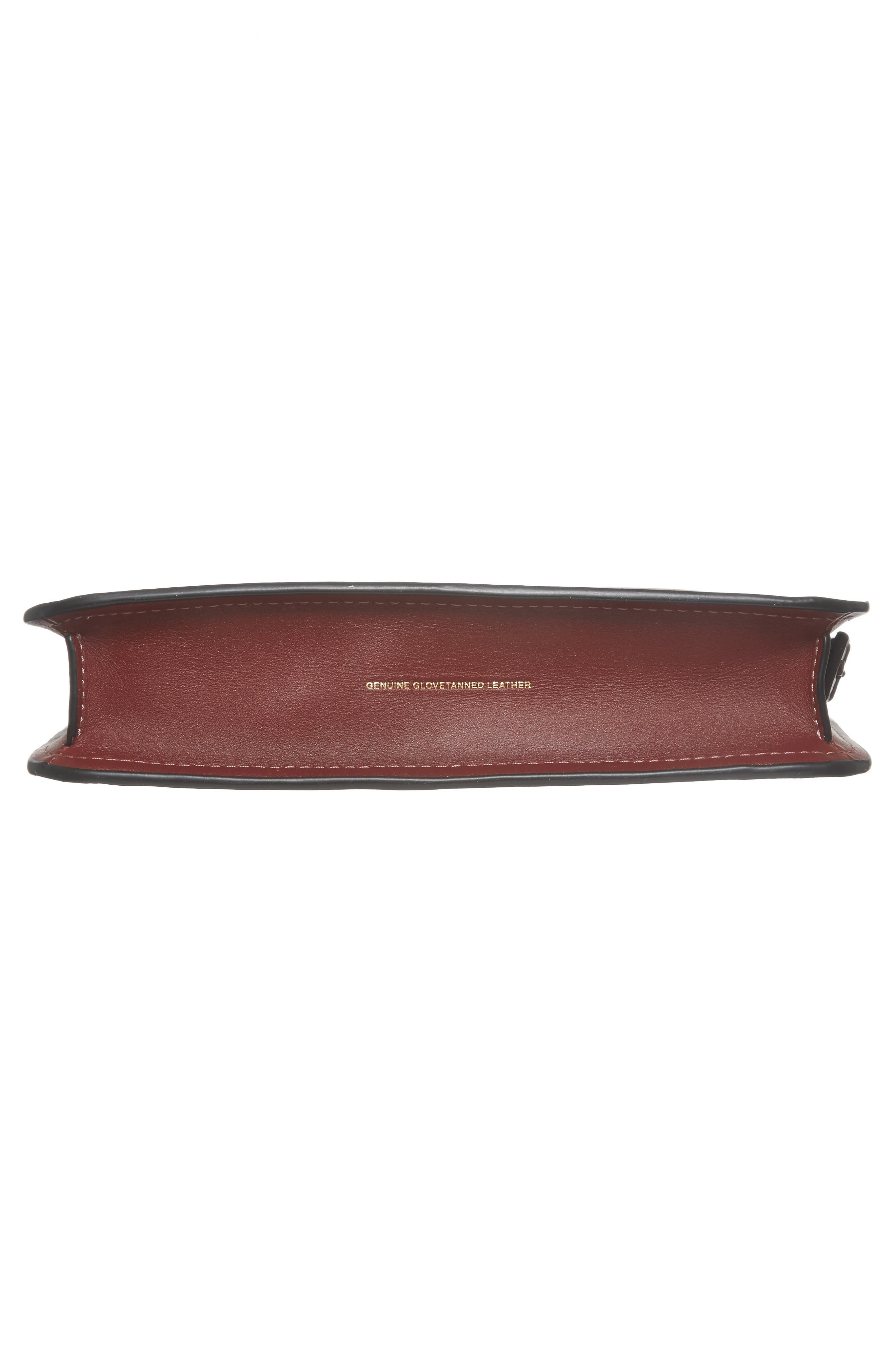 Soho Leather Crossbody Bag,                             Alternate thumbnail 6, color,                             614
