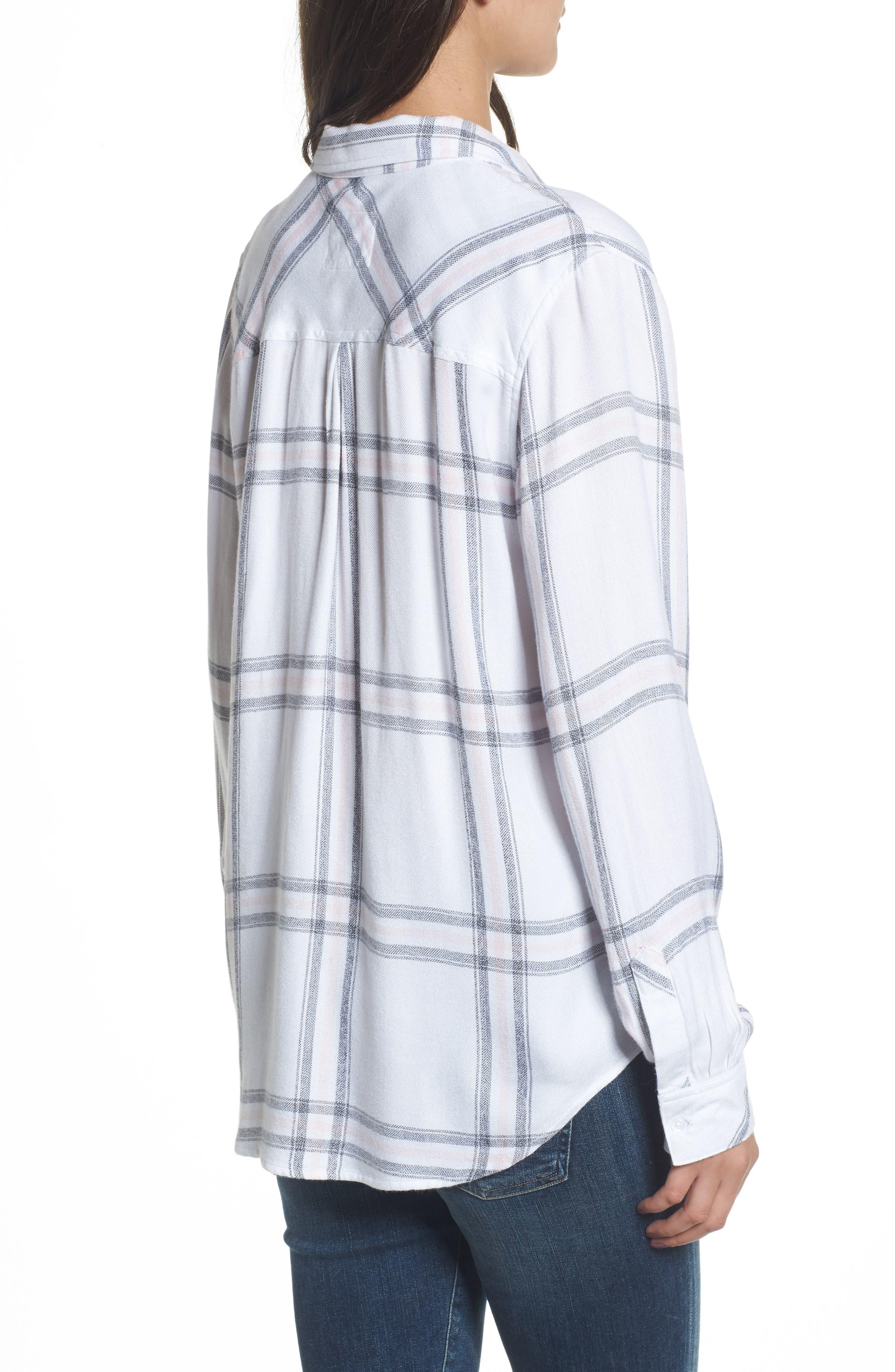 Hunter Plaid Shirt,                             Alternate thumbnail 172, color,