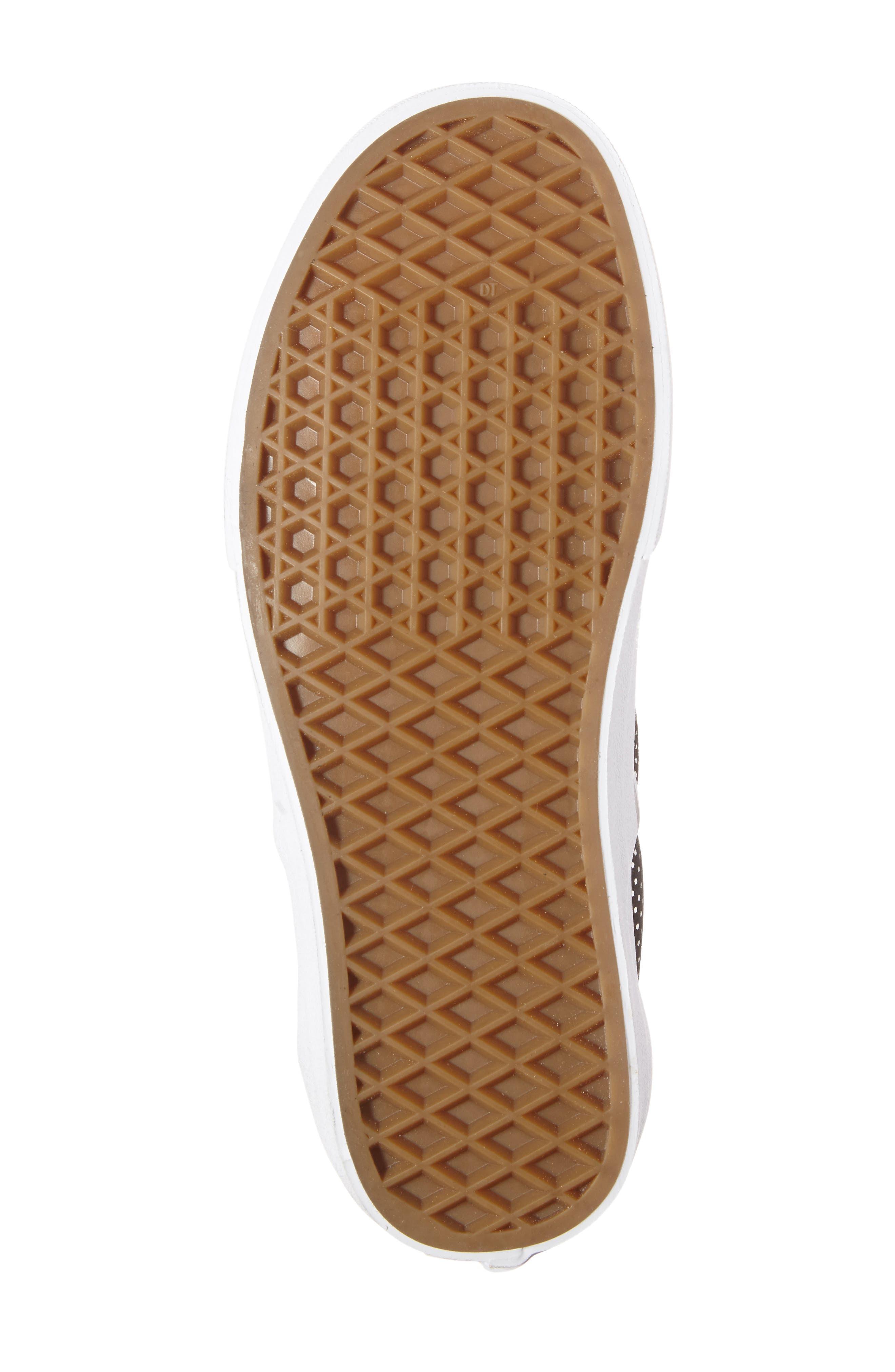 Classic Slip-On Sneaker,                             Alternate thumbnail 4, color,                             004