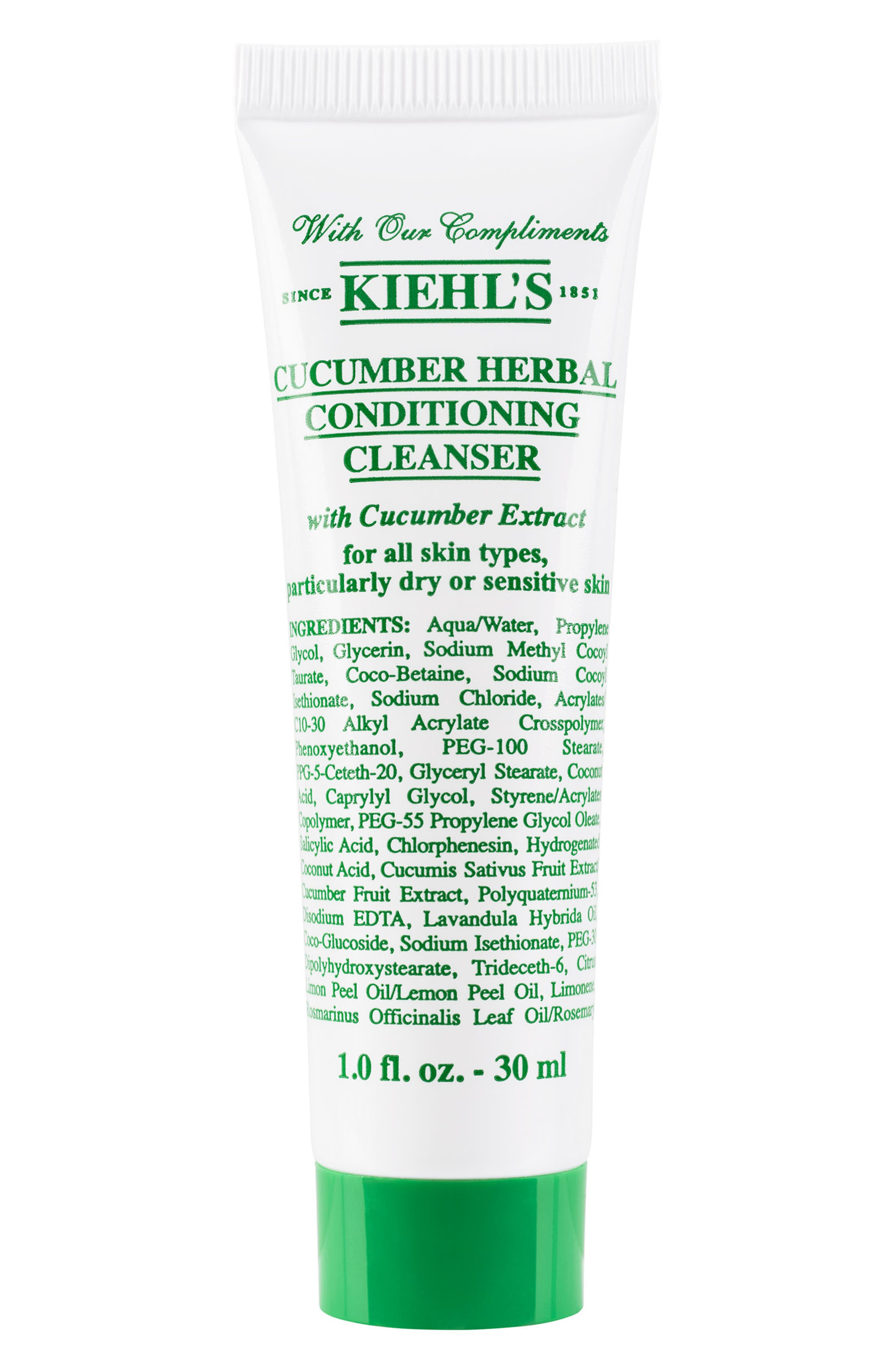 Cucumber Herbal Cleanser,                             Alternate thumbnail 2, color,                             NO COLOR