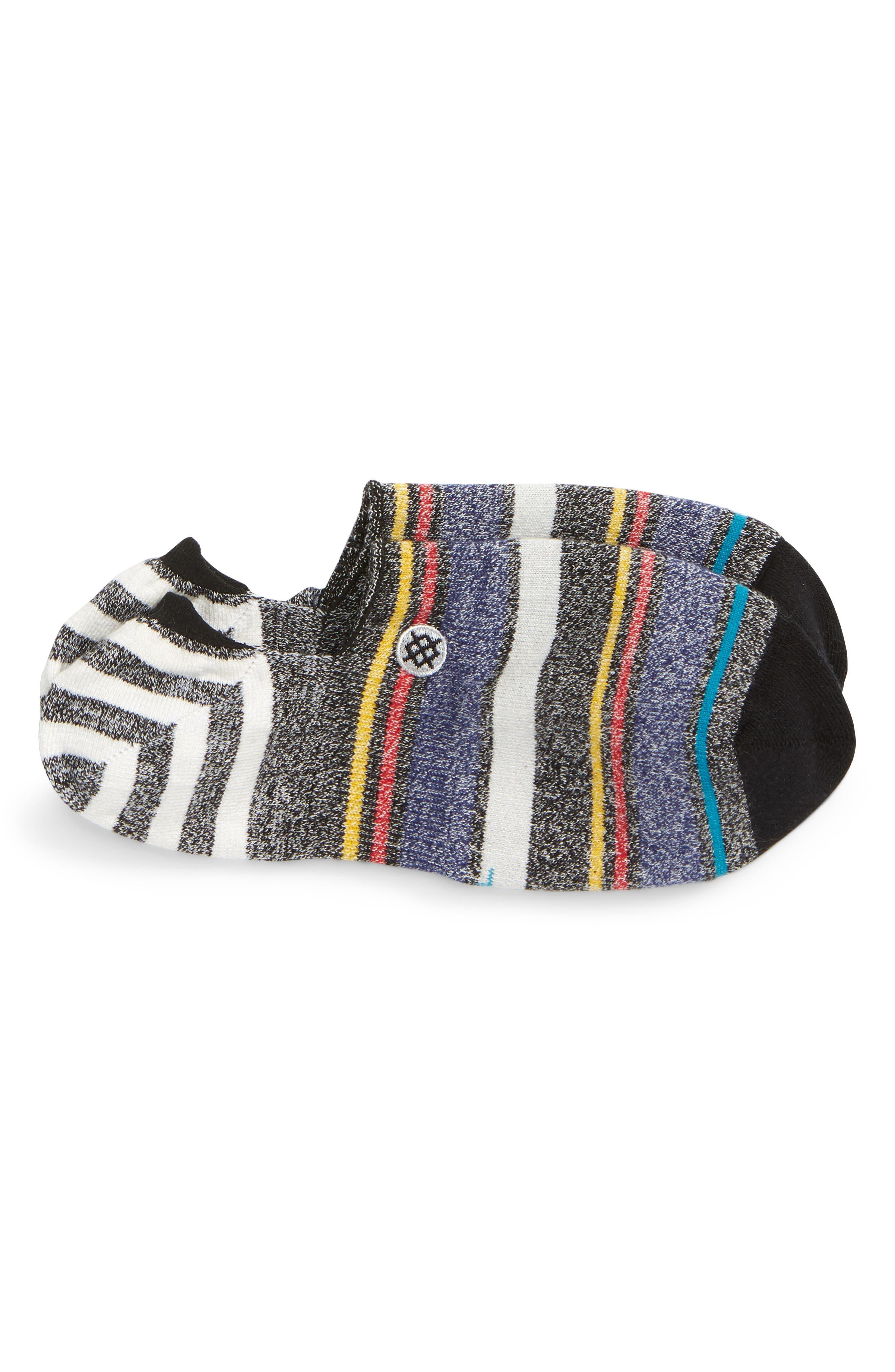 Keating Low Socks,                         Main,                         color, BLACK