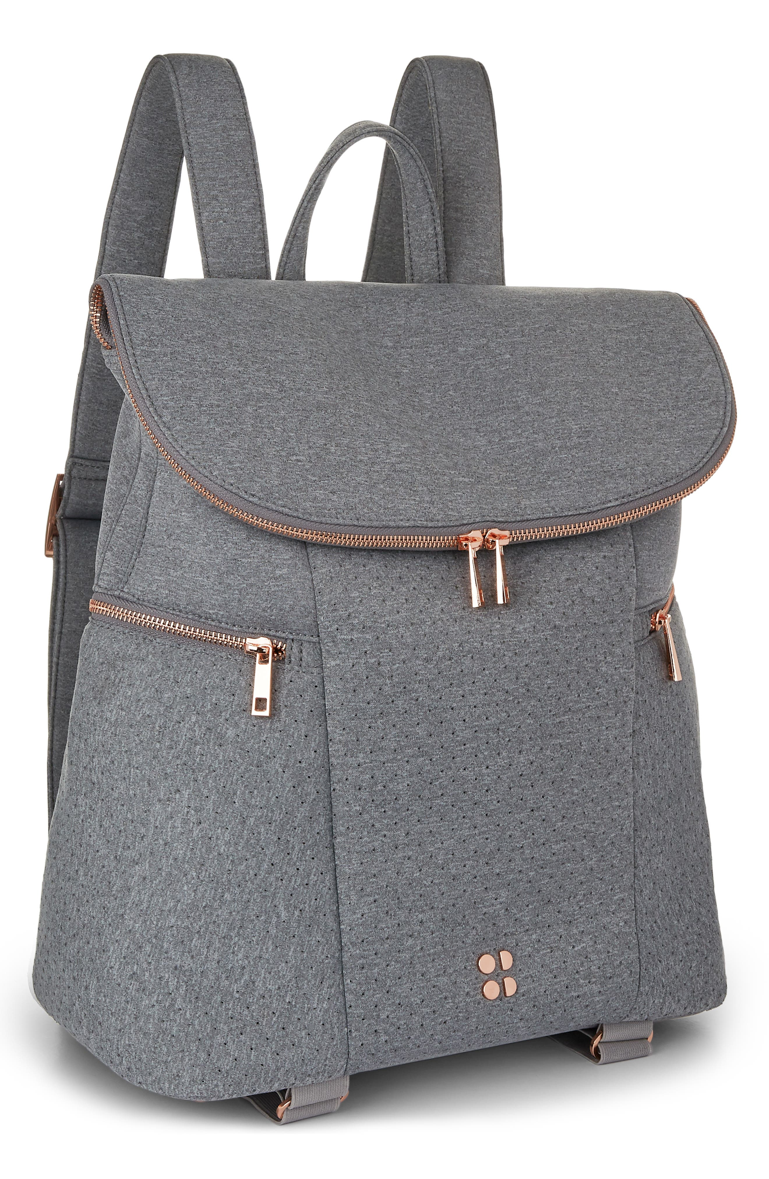 All Sport Backpack,                         Main,                         color, CHARCOAL MARL
