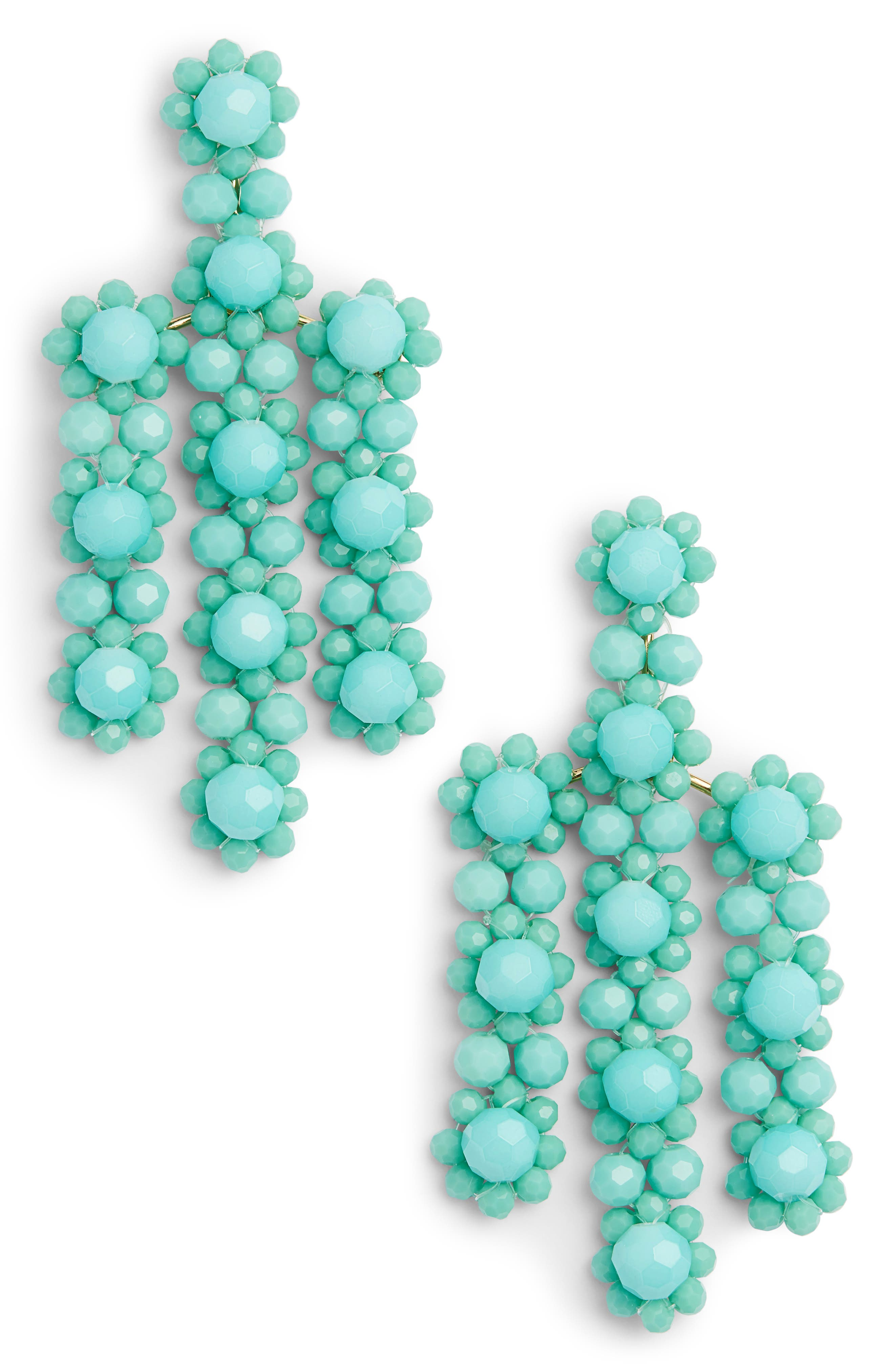 the bead goes on statement earrings,                             Main thumbnail 2, color,