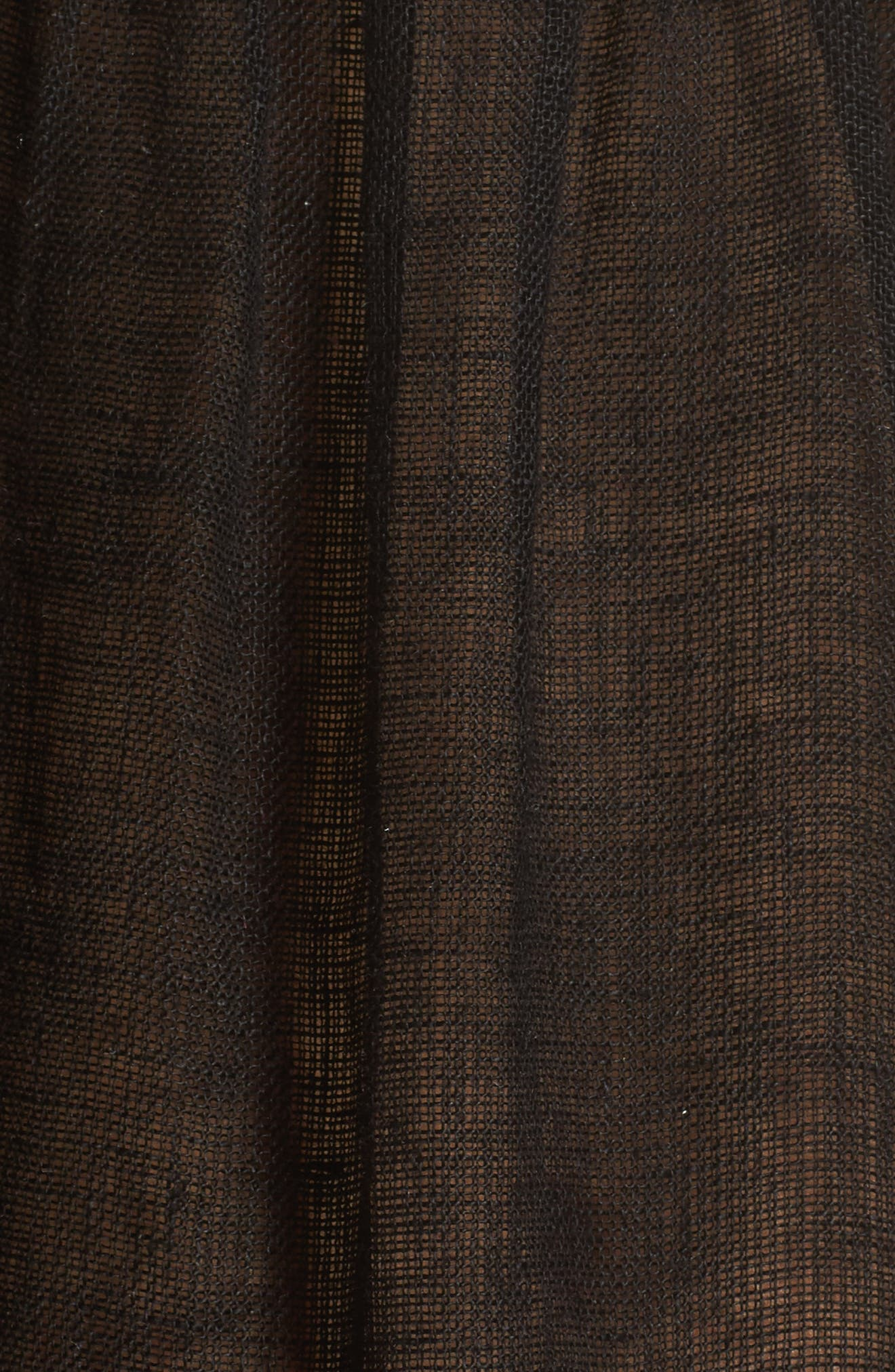 Mira Cover-Up Dress,                             Alternate thumbnail 5, color,                             001