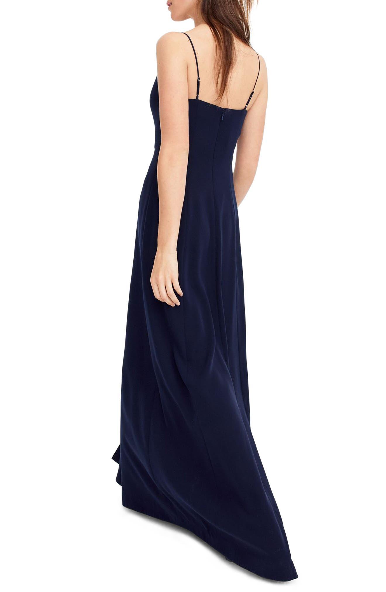 Side Slit Sleeveless Maxi Dress,                             Alternate thumbnail 2, color,                             401