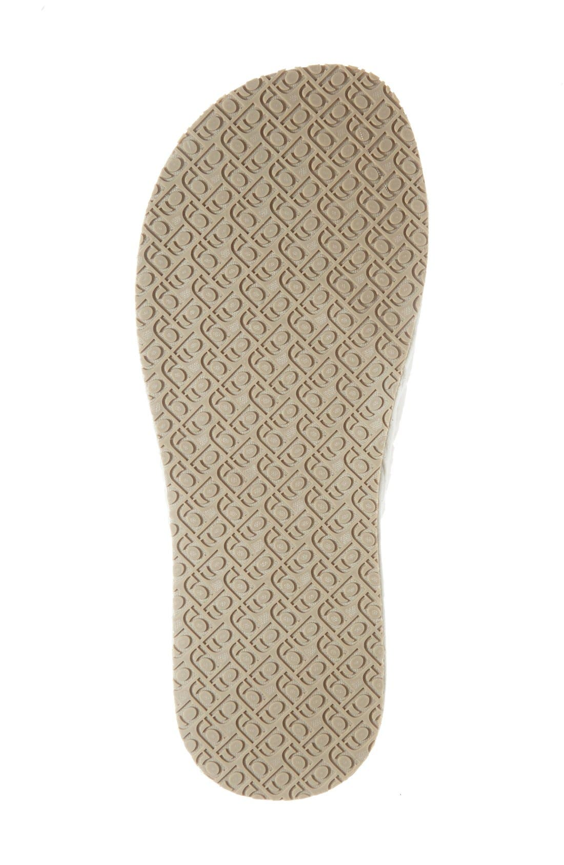 'Aria' Plush Slipper,                             Alternate thumbnail 4, color,                             100