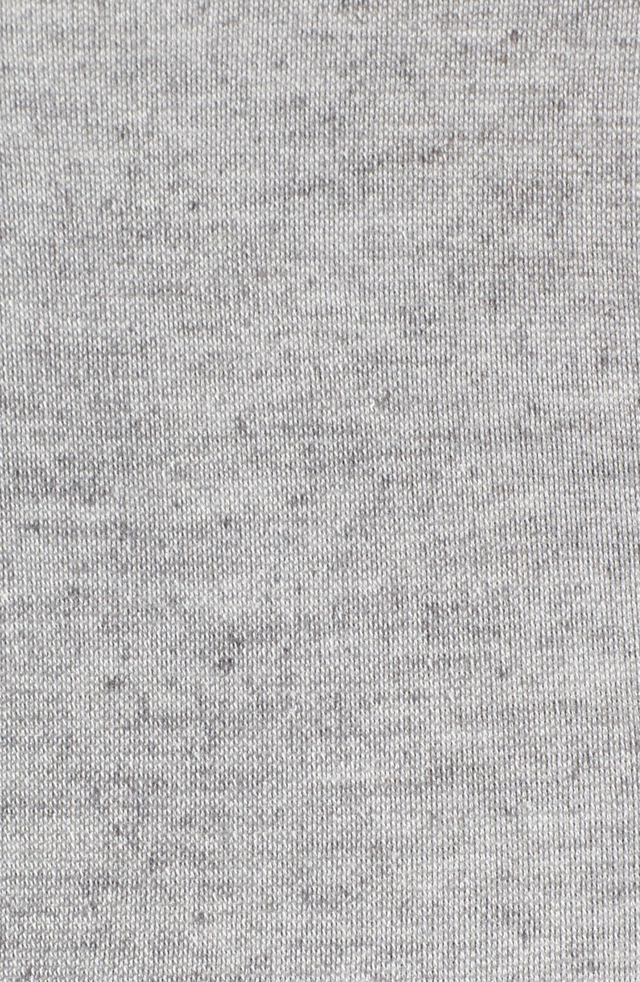 Gathered Waist Front Zip Jacket,                             Alternate thumbnail 17, color,