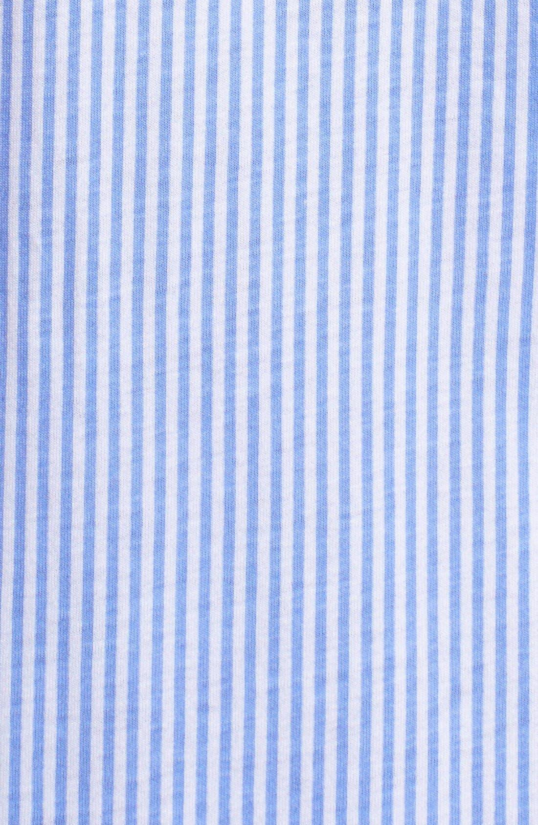 Jersey Sleep Shirt,                             Alternate thumbnail 14, color,