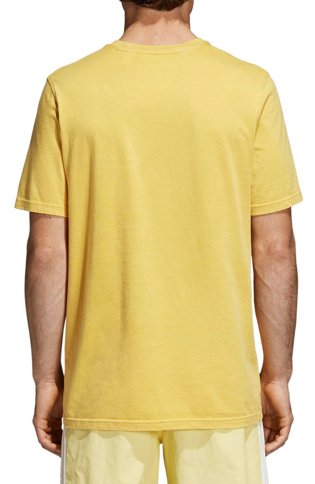Trefoil T-Shirt,                             Alternate thumbnail 2, color,                             730