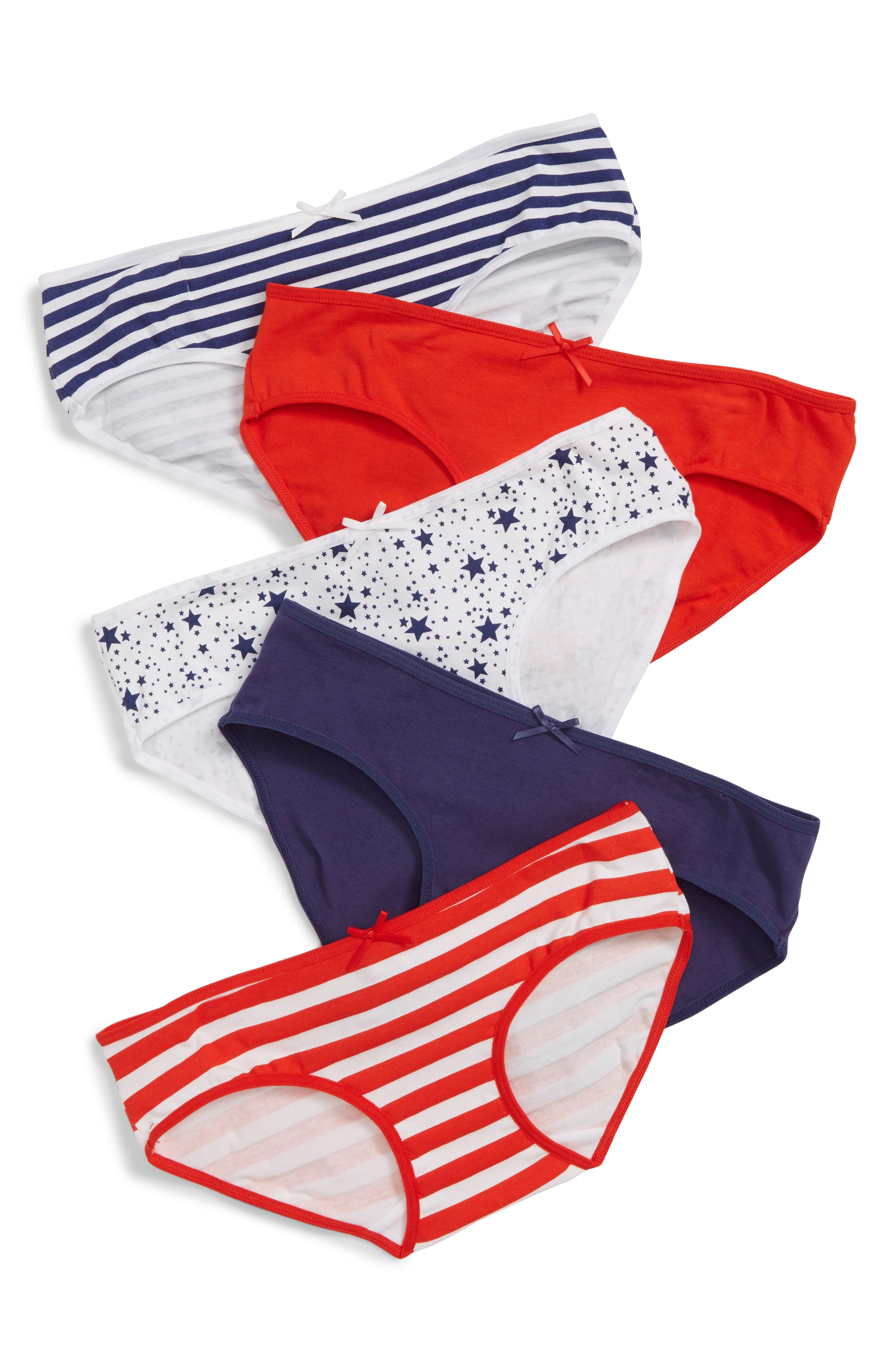 5-Pack Hipster Briefs,                             Alternate thumbnail 101, color,