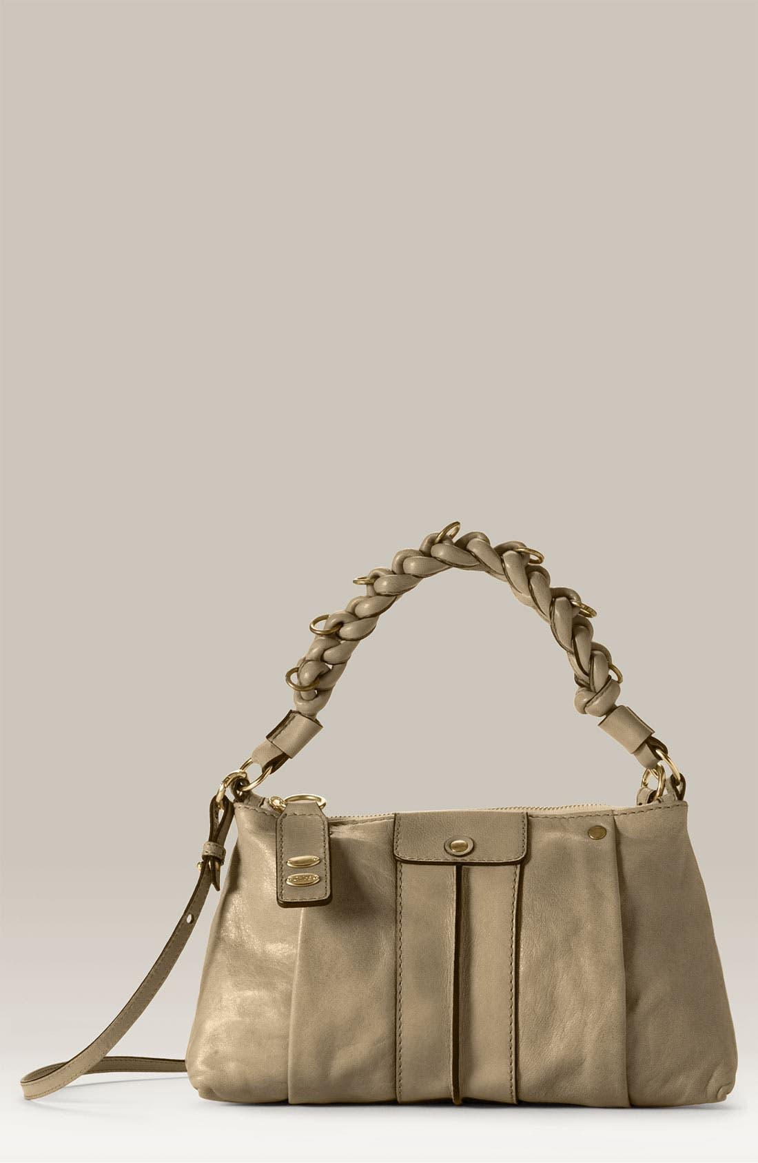 'Heloise - Small' Leather Bag,                             Main thumbnail 1, color,                             121
