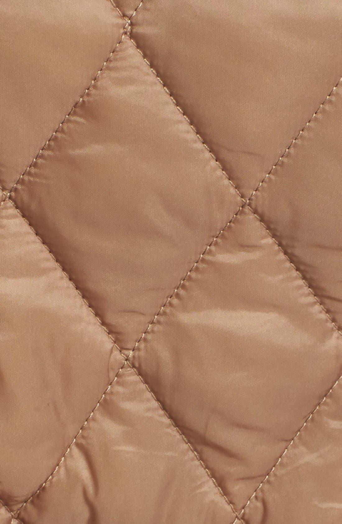 Finsbridge ShortQuilted Jacket,                             Alternate thumbnail 11, color,