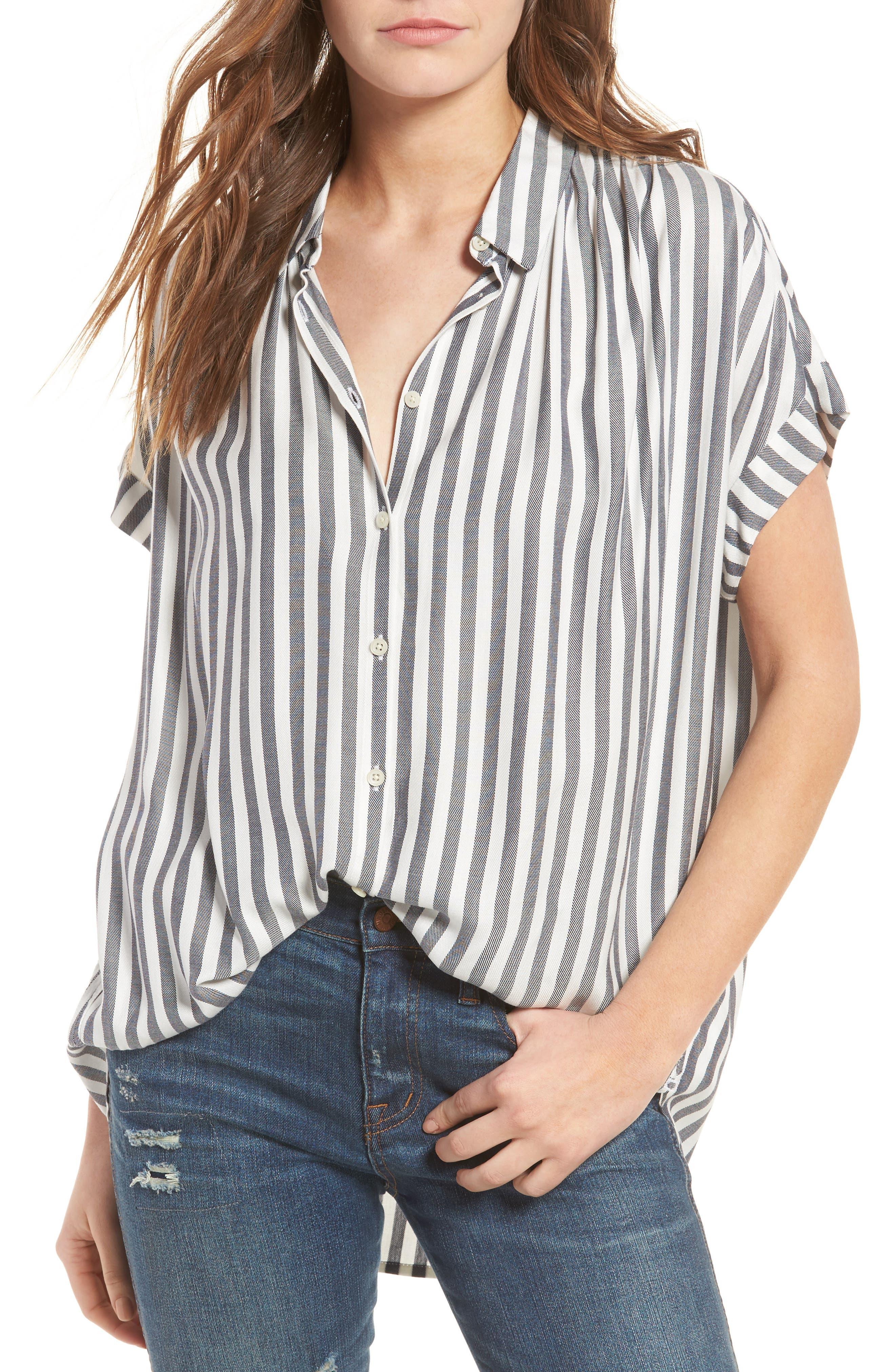 Central Shirt,                             Main thumbnail 1, color,                             401