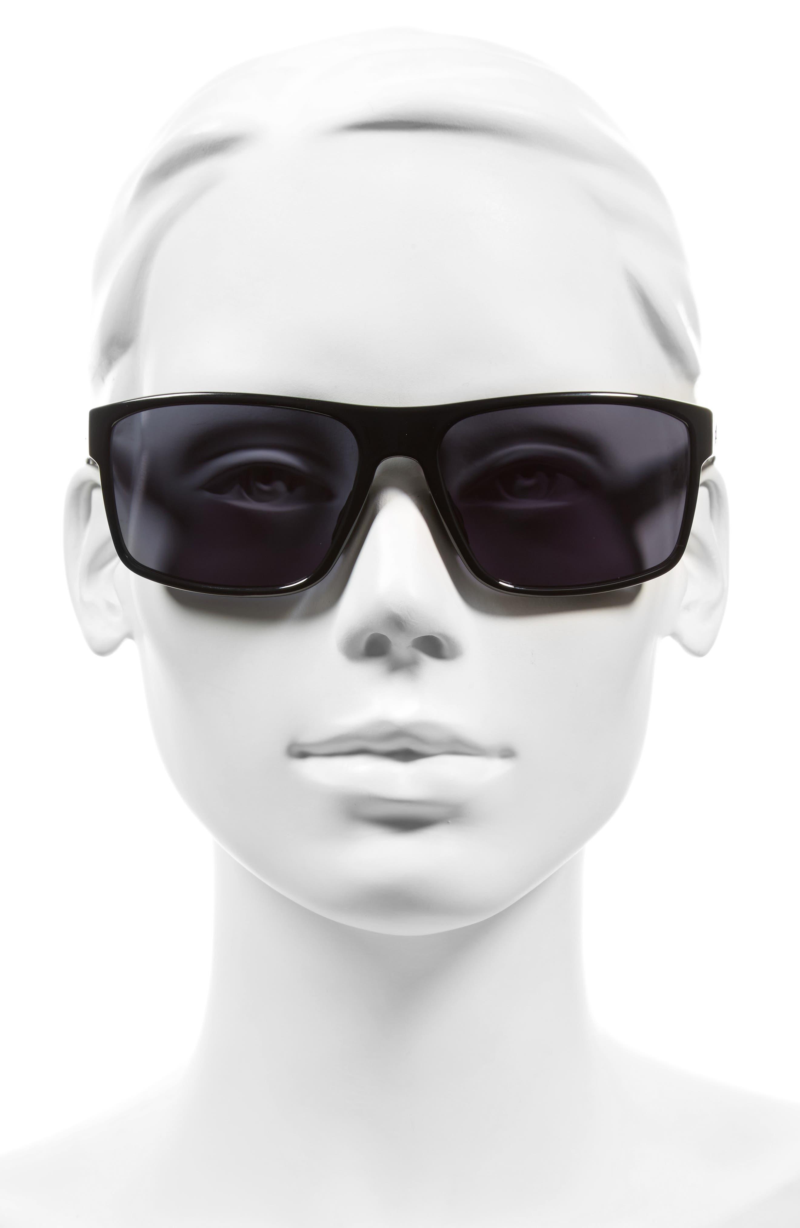 Whipstart 61mm Sunglasses,                             Alternate thumbnail 2, color,                             001